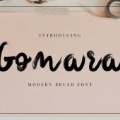 Gomara Font