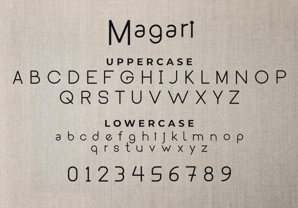 Magari Font Family Download