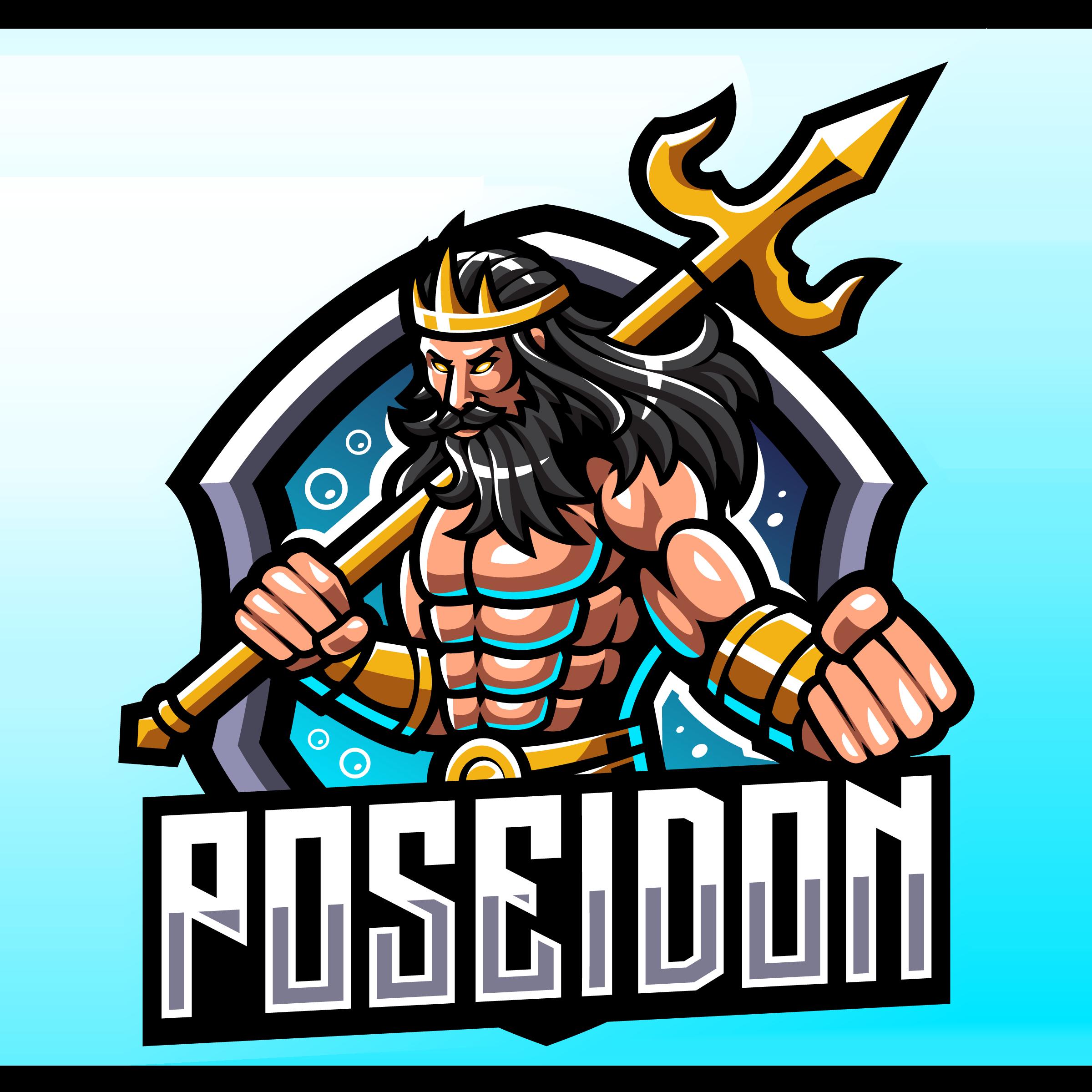 Poseidon-Mascot-Logo-PNG-Transparent