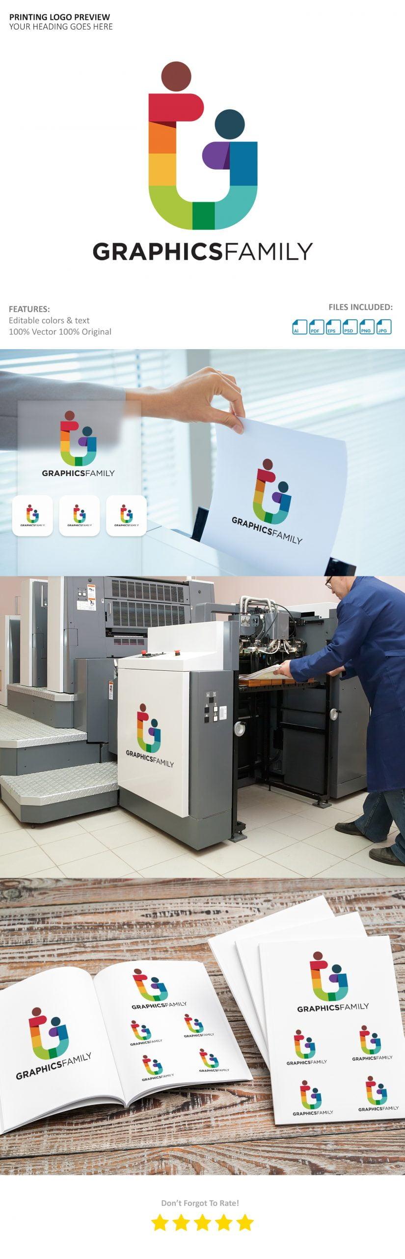 Printing Business Logo Preview Generator Download
