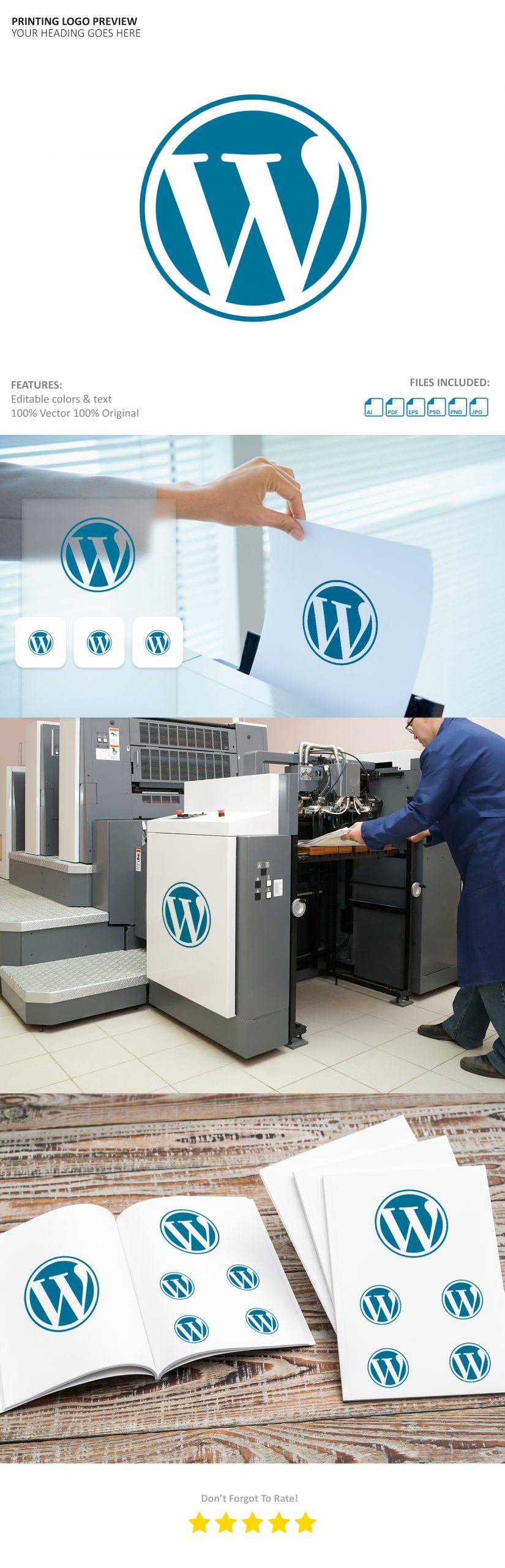 Printing Business Logo Preview Generator Free Download