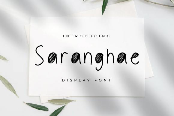 Saranghae-Font Download