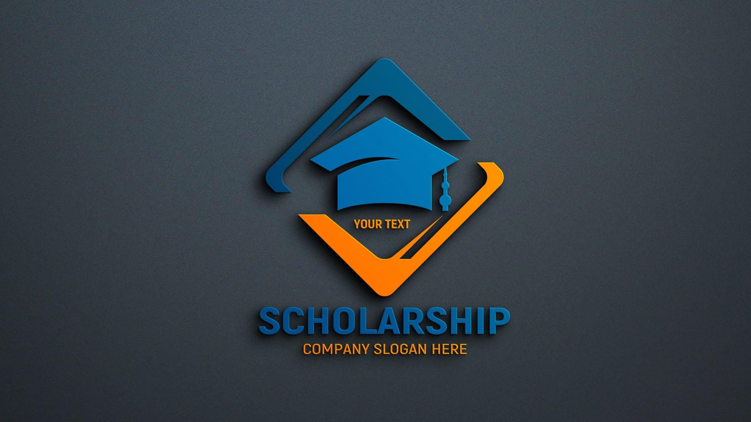 Scholarship Logo Template Free Download