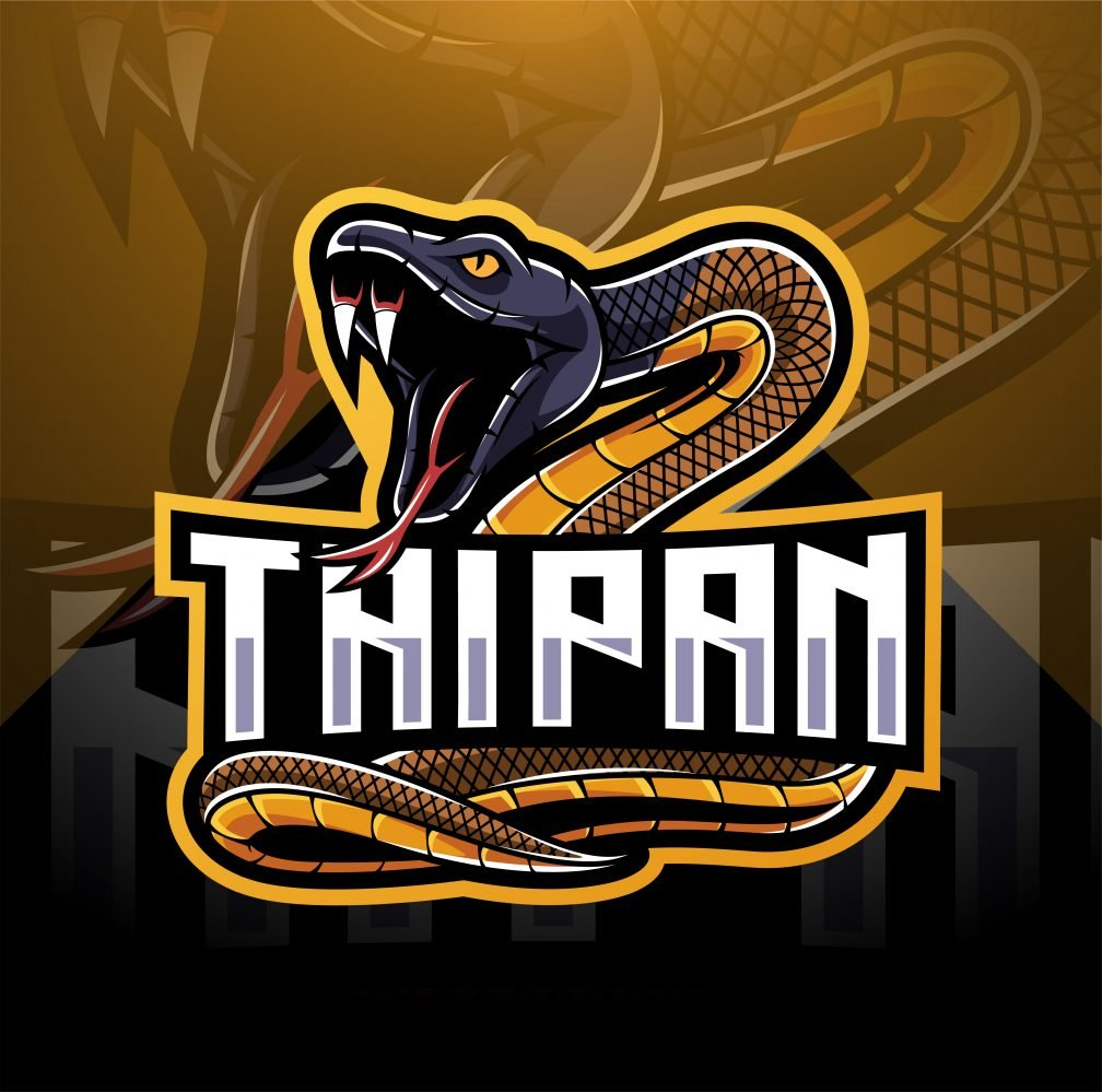 Taipan Mascot Logo