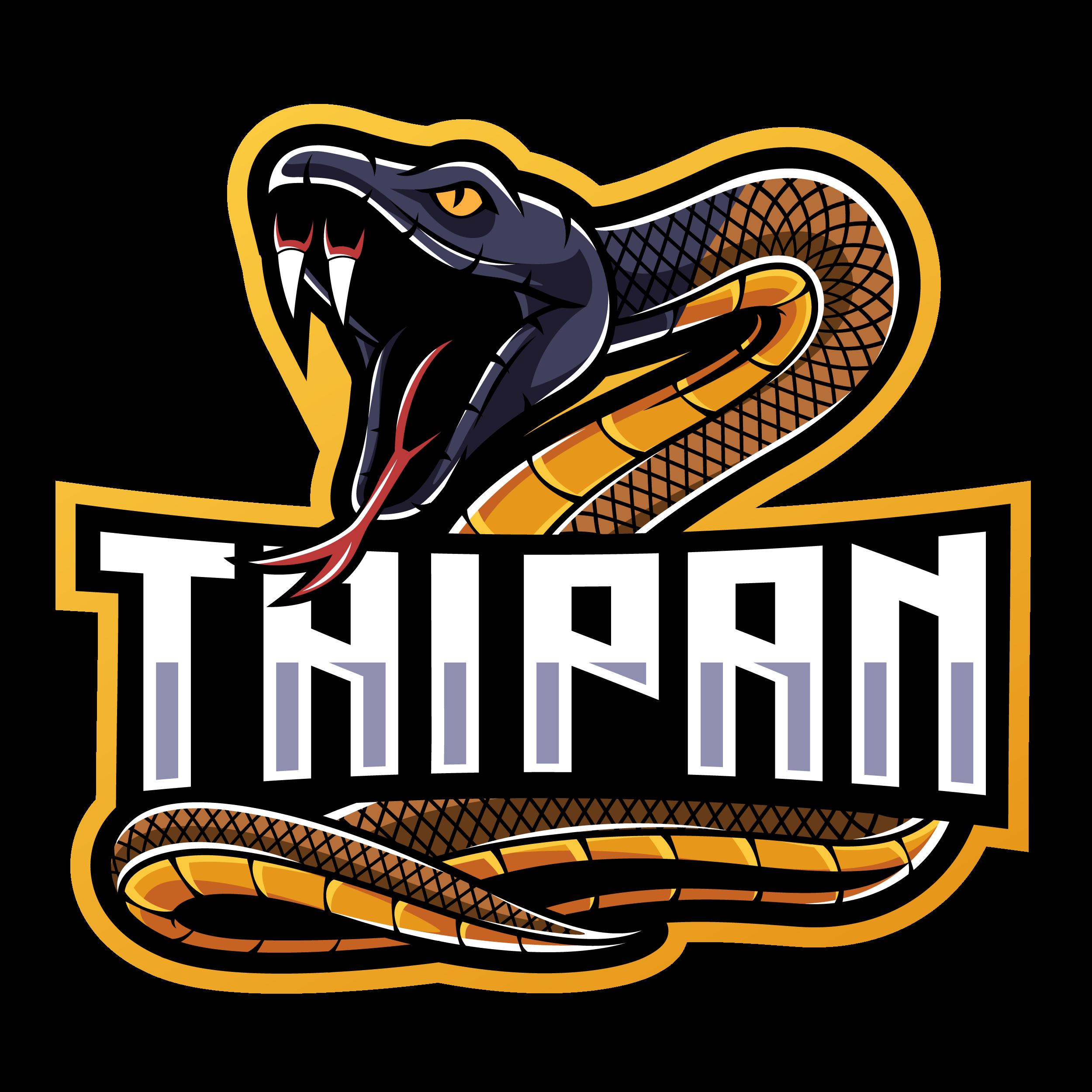 Taipan-Mascot-Logo-PNG-Transparent