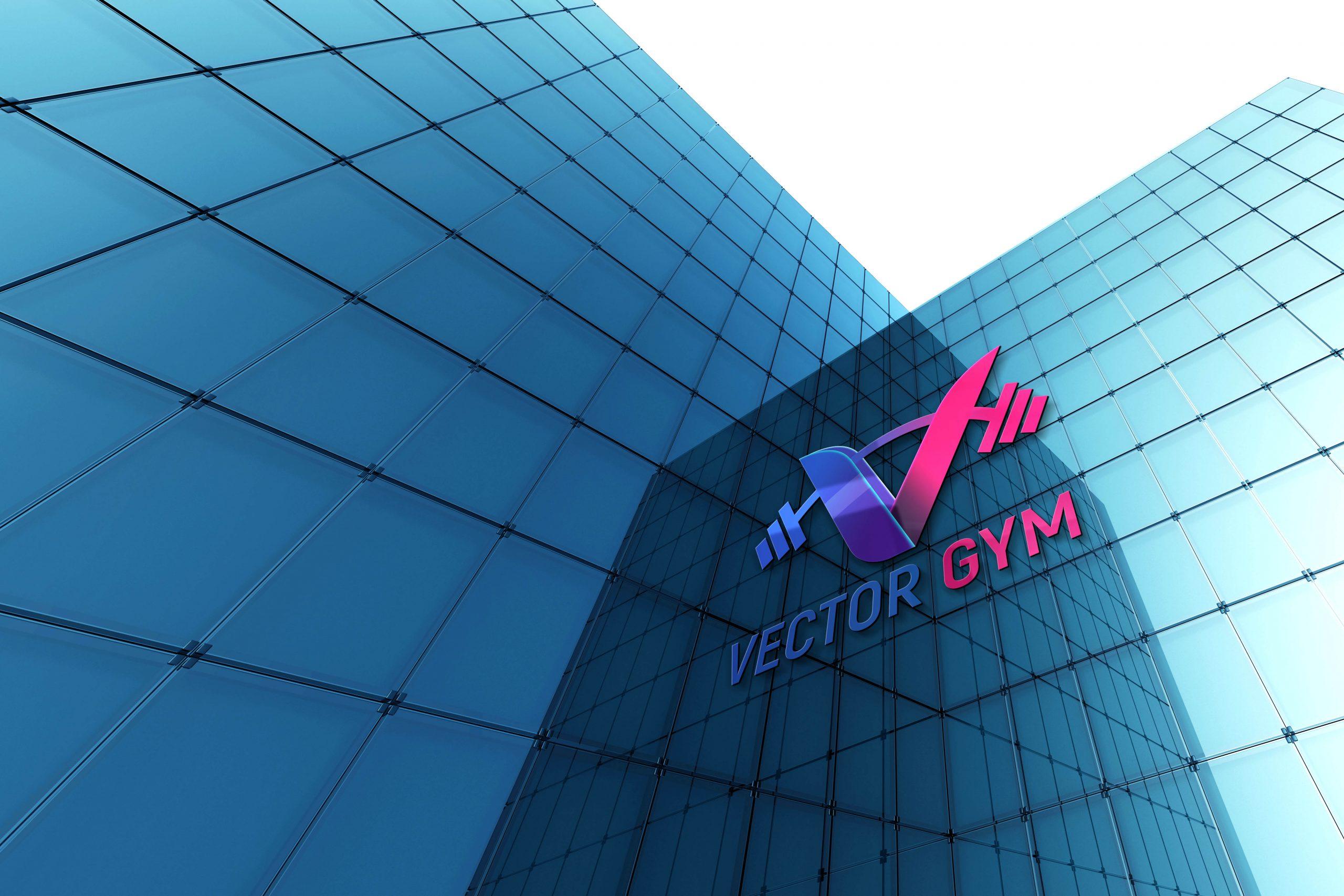 Vector Gym Logo Template
