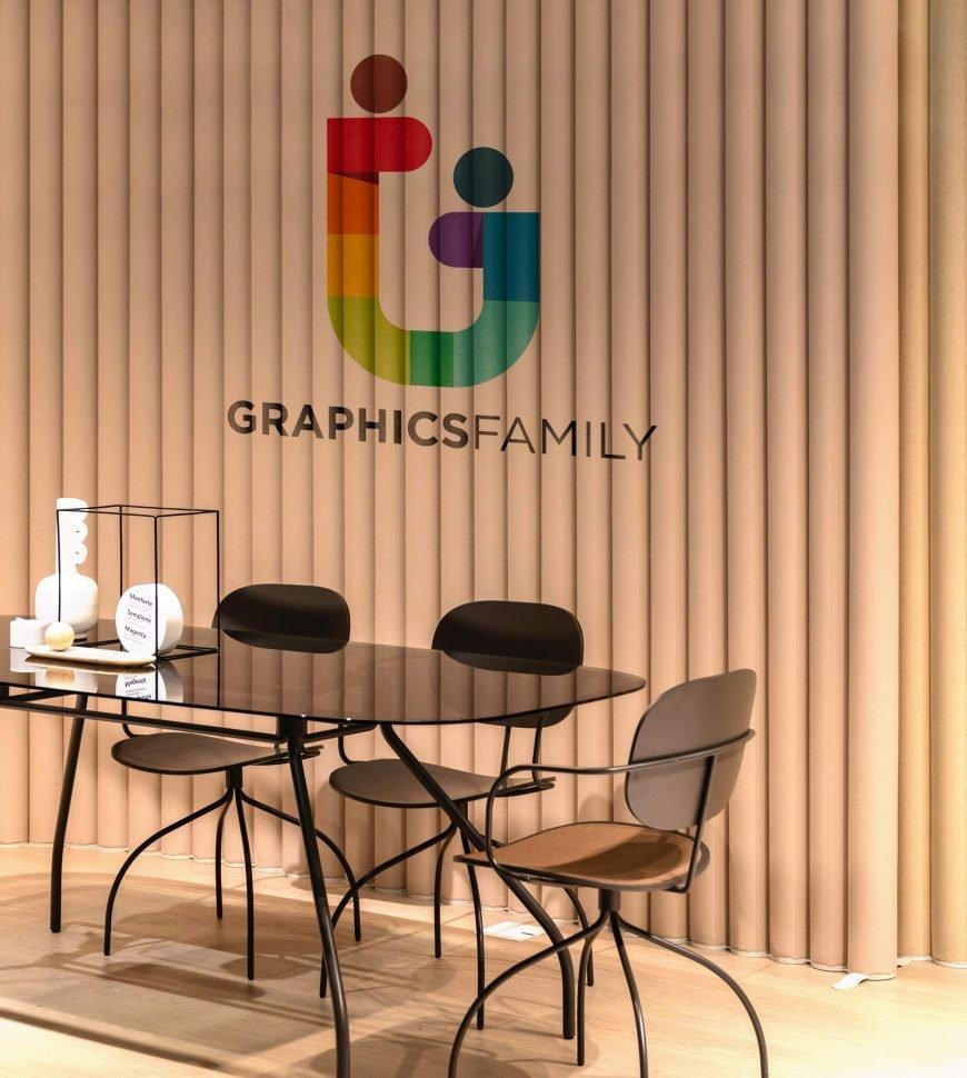 Coffee Table Logo Mockup