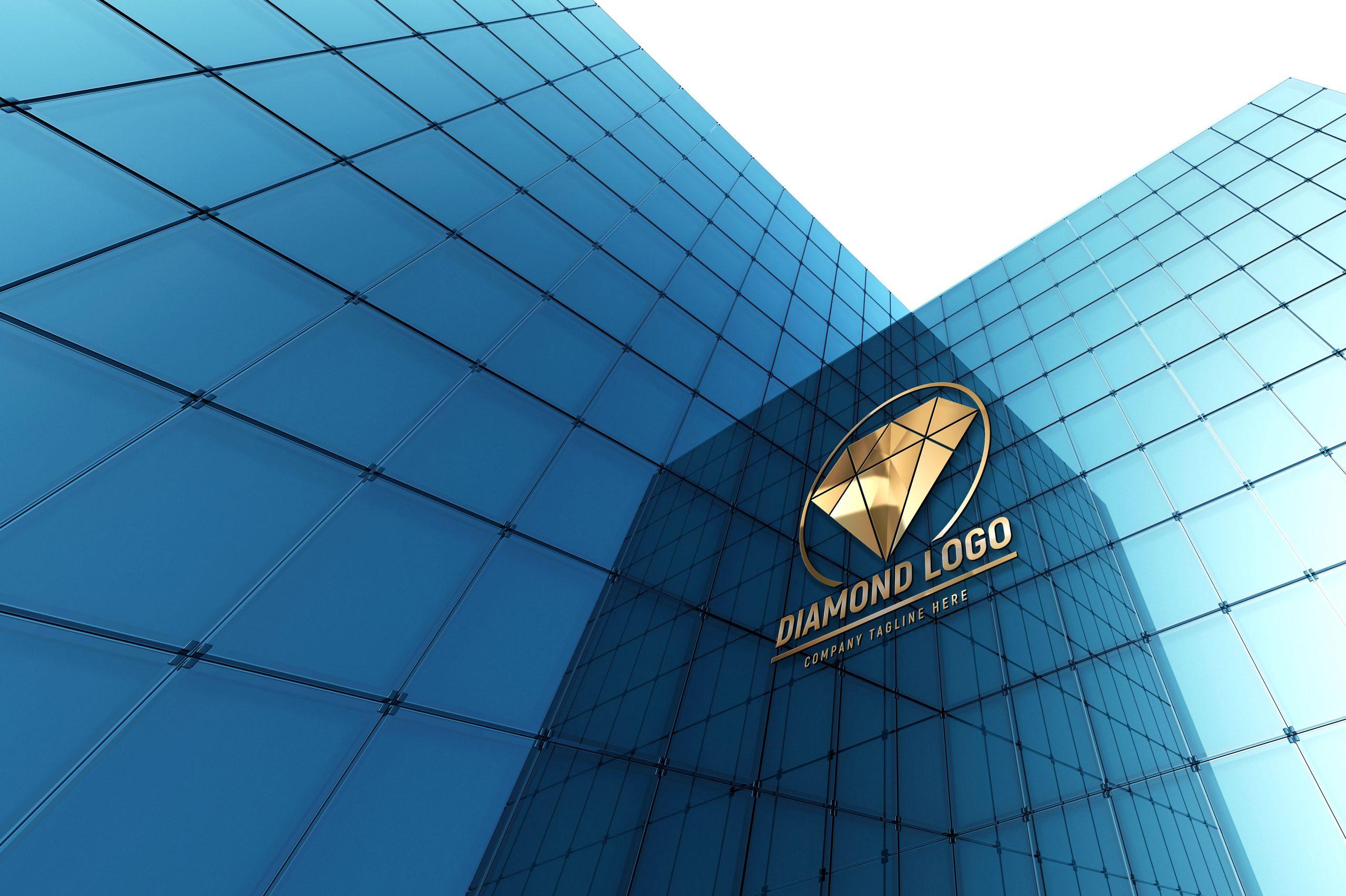 Download Editable Diamond Logo Design