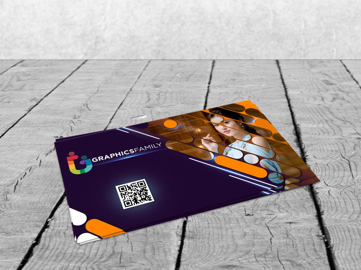 Download Modern Editable Visiting Card Design in Photoshop