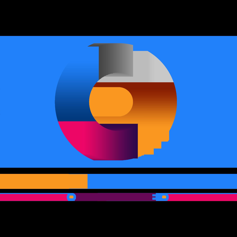 Editable Network Logo Design PNG Transparent