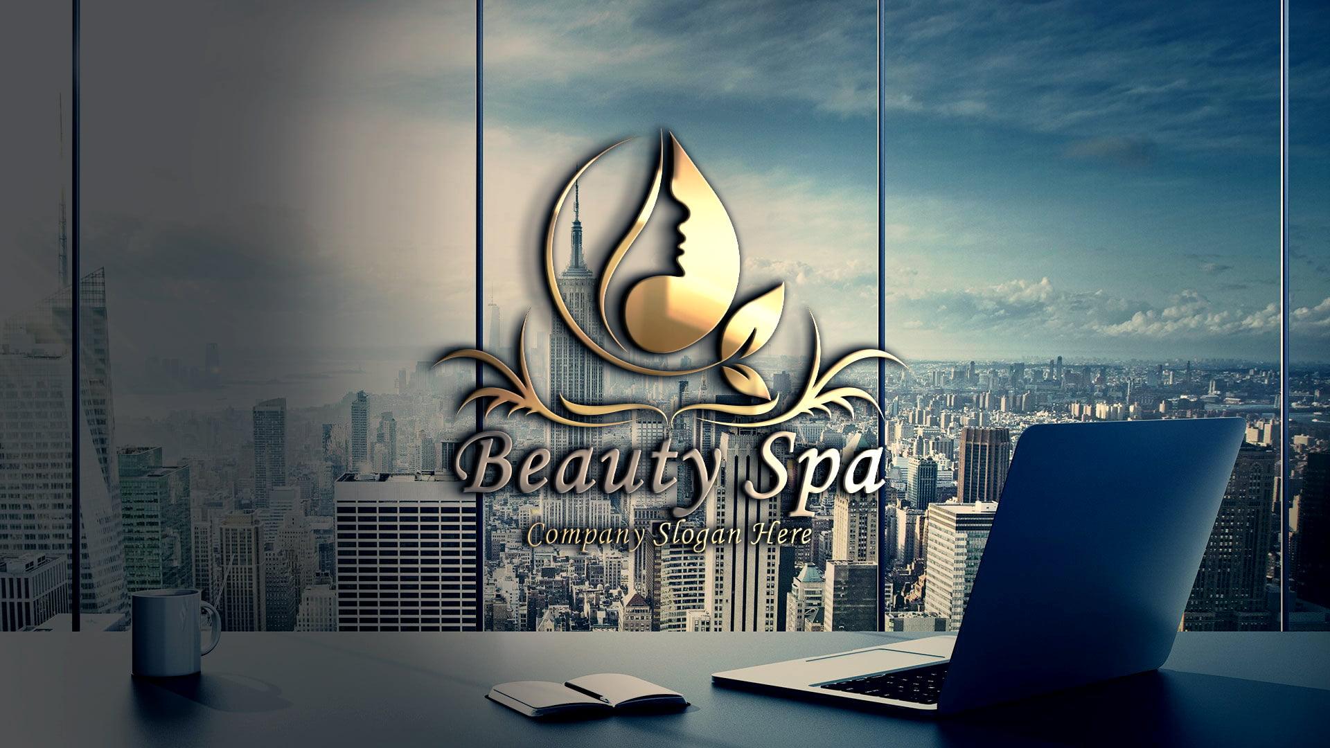 Free Beauty&Spa Logo Design