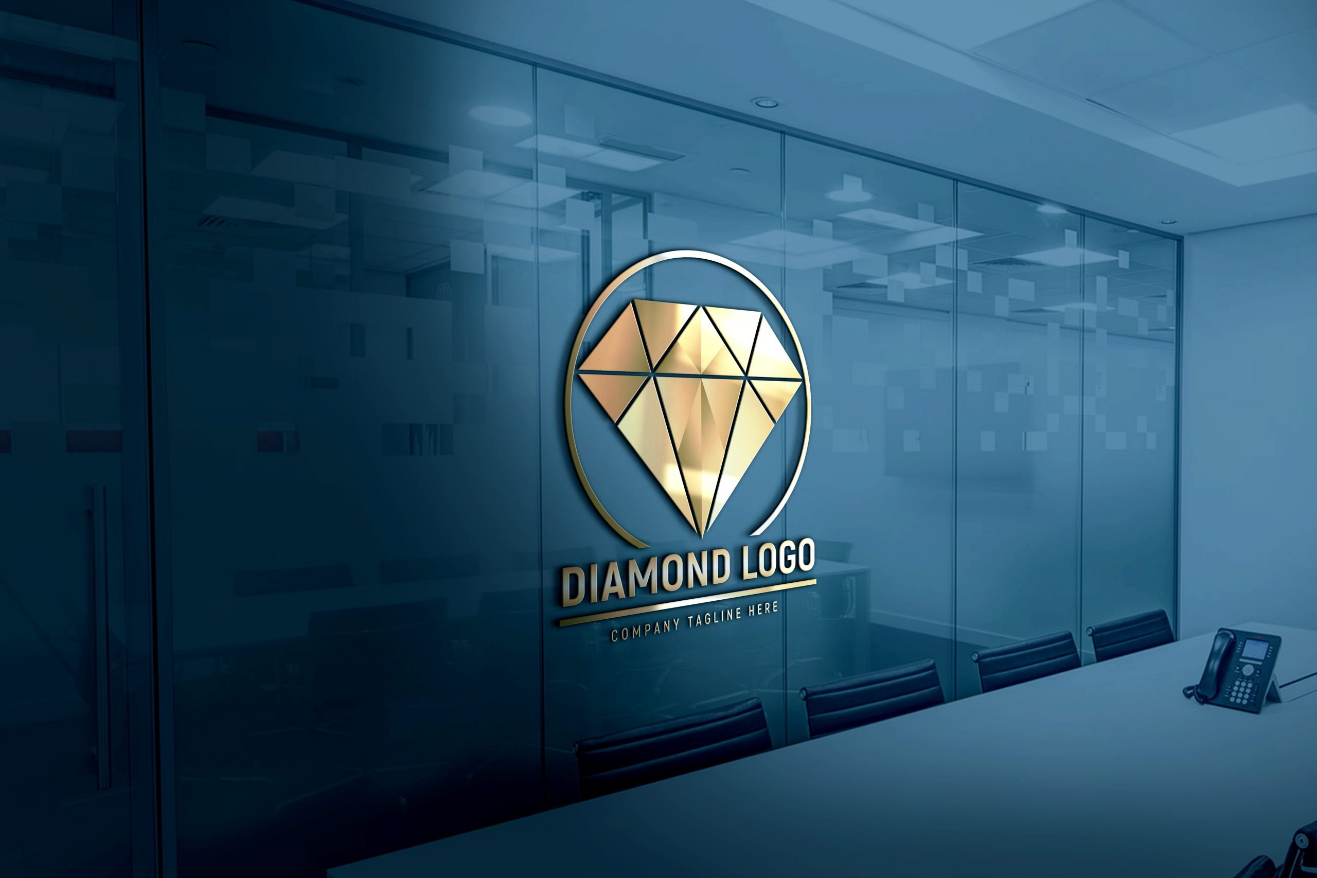 Free Editable Diamond Logo Design