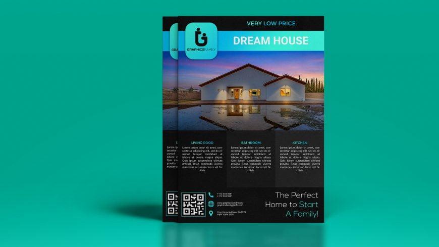 Free Editable Photoshop Flyer Design