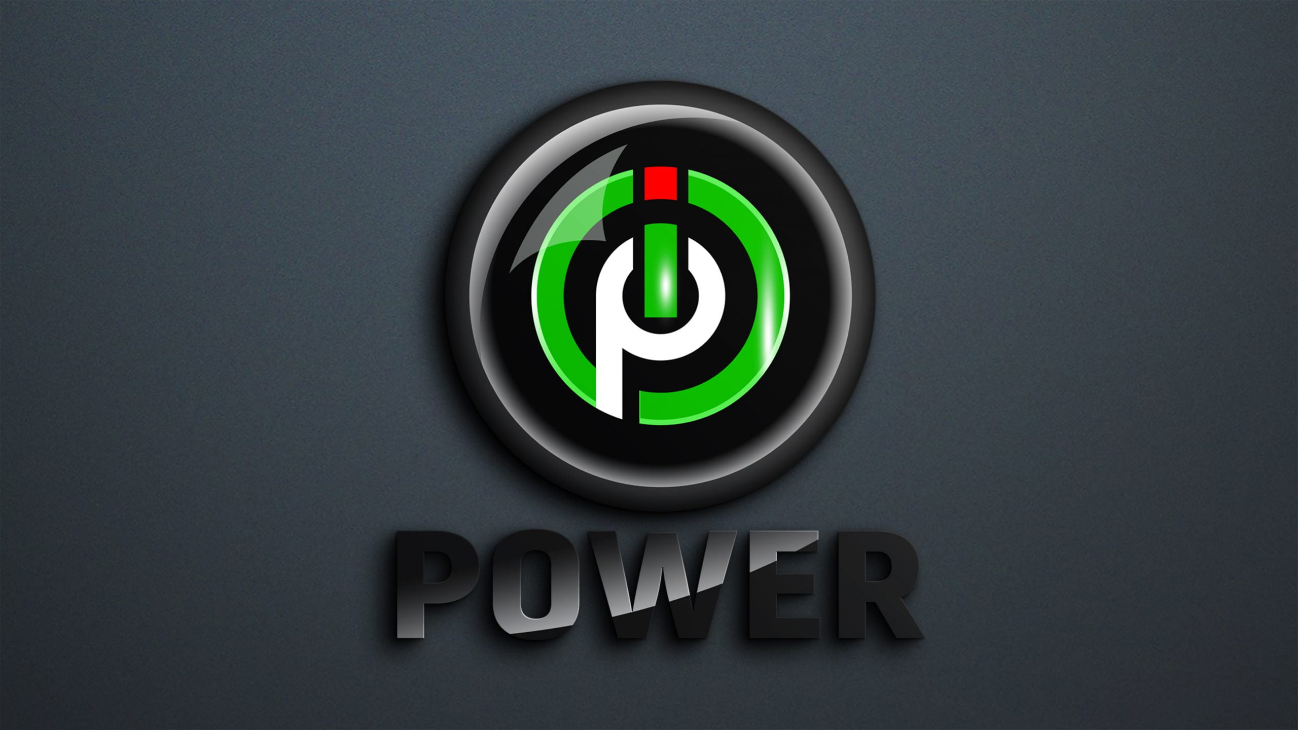 Free Power Logo Design