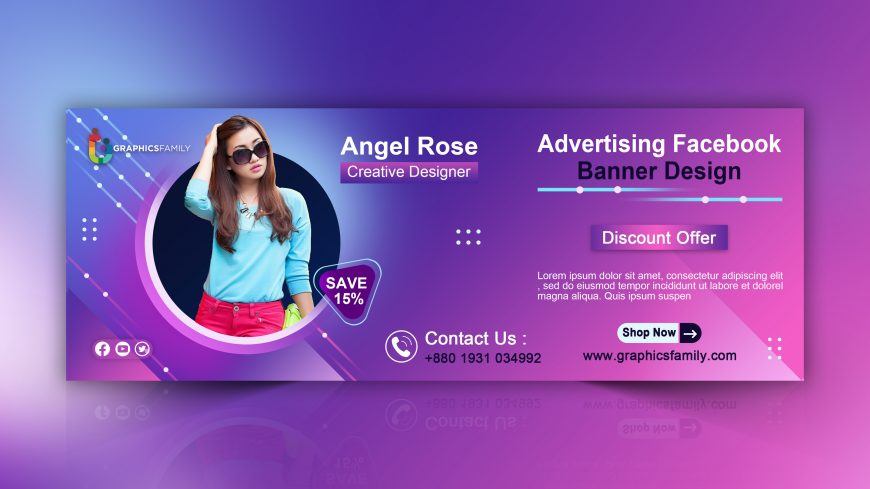 Free Professional Facebook Cover Photo Design