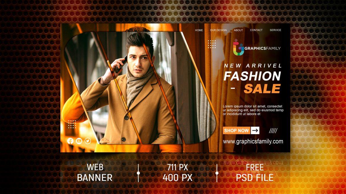 Free Professional Social Media Sale Banner Design