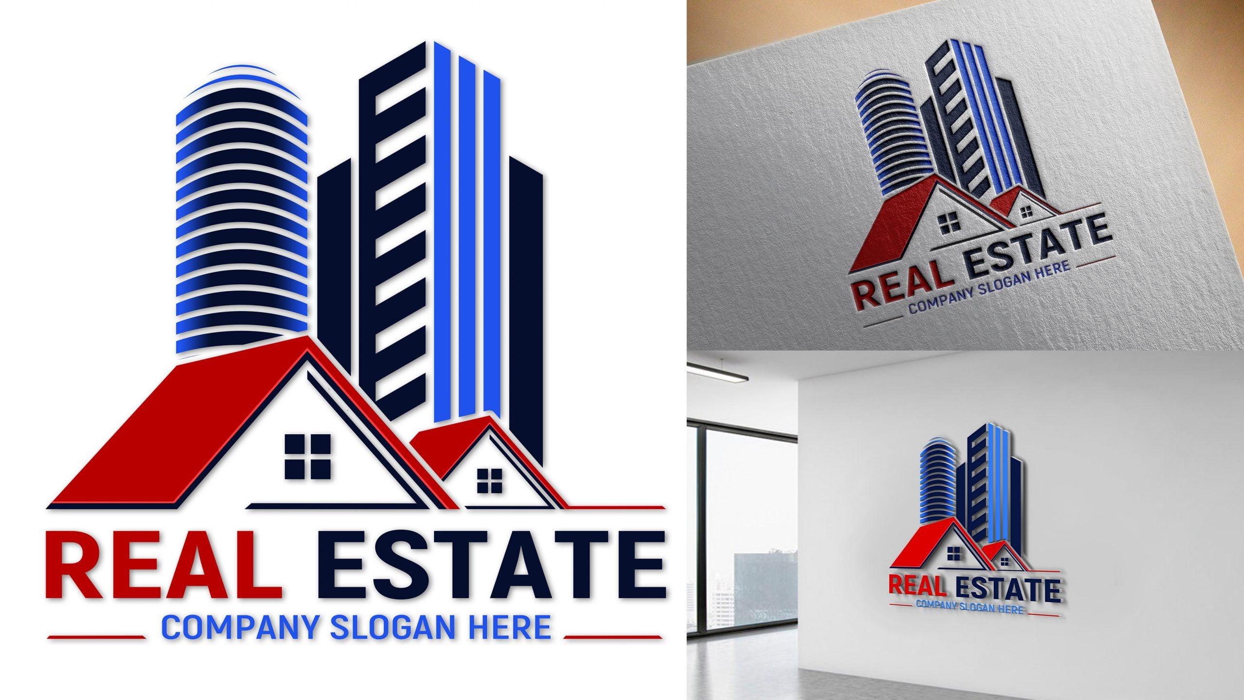 Real Estate Logo Design Youtube