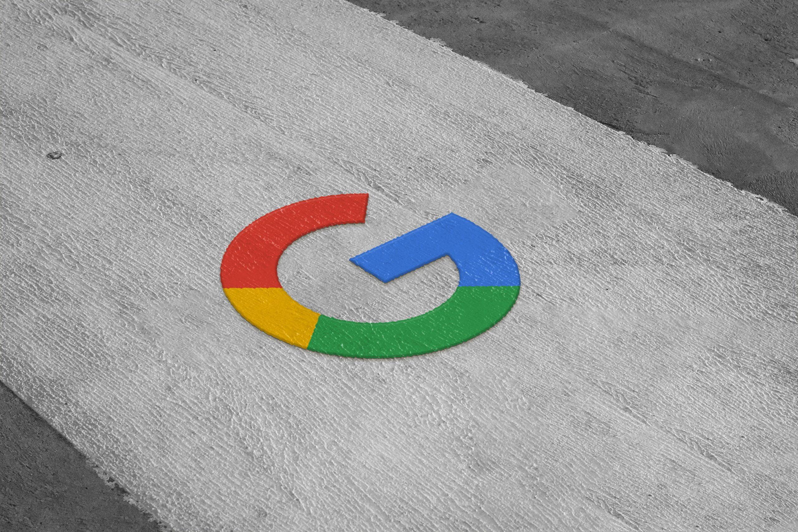 Road Paint Logo Mockup Download