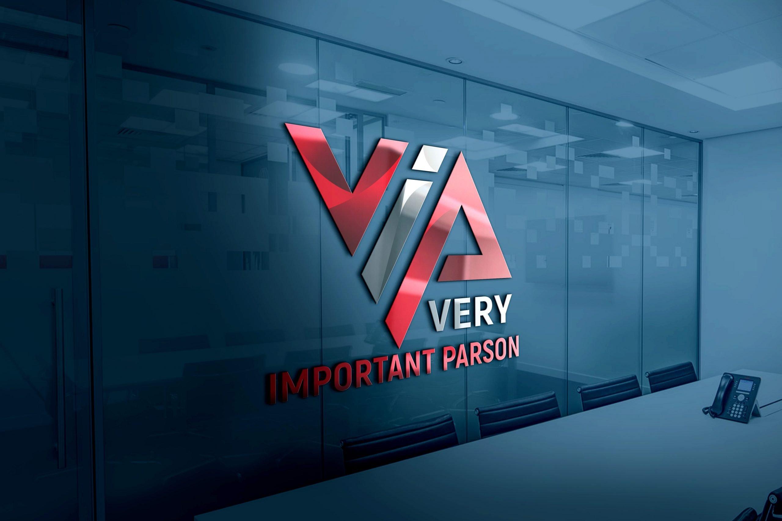 Vip Logo Design