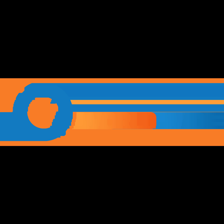 World Wide Travel Company Logo Design PNG transparent