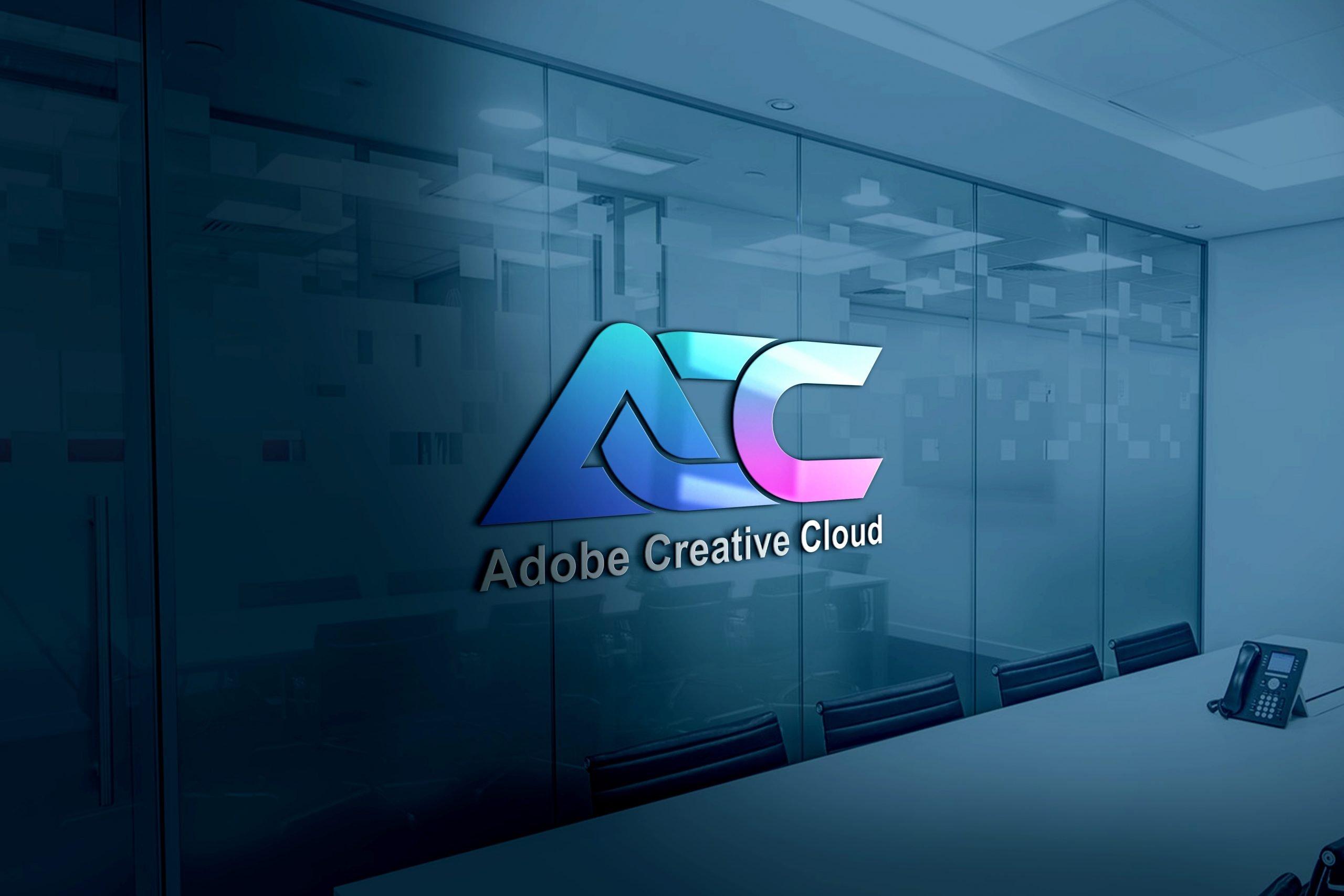 ACC Letters Logo Design Download