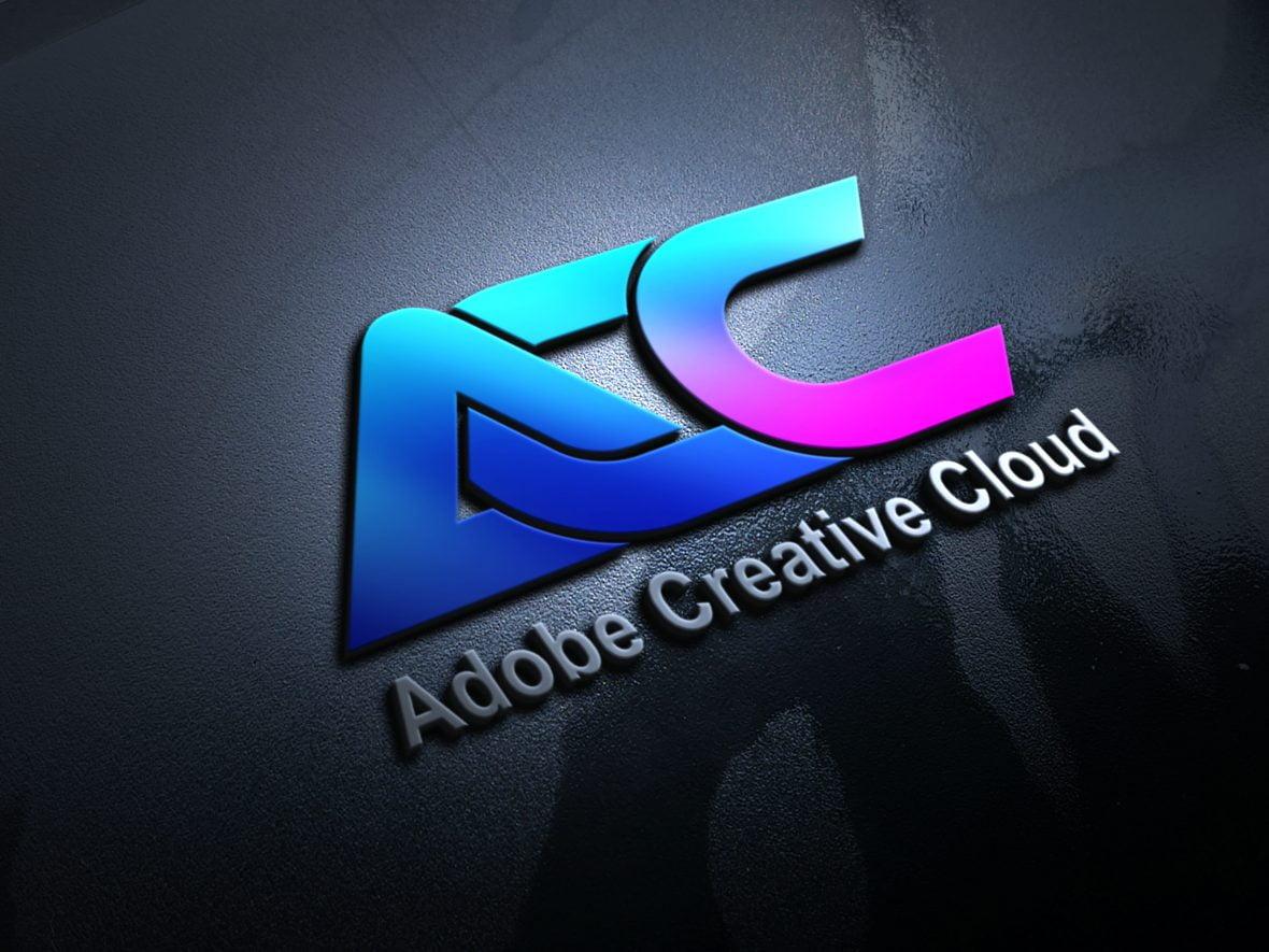 ACC Letters Logo Design Free PSD