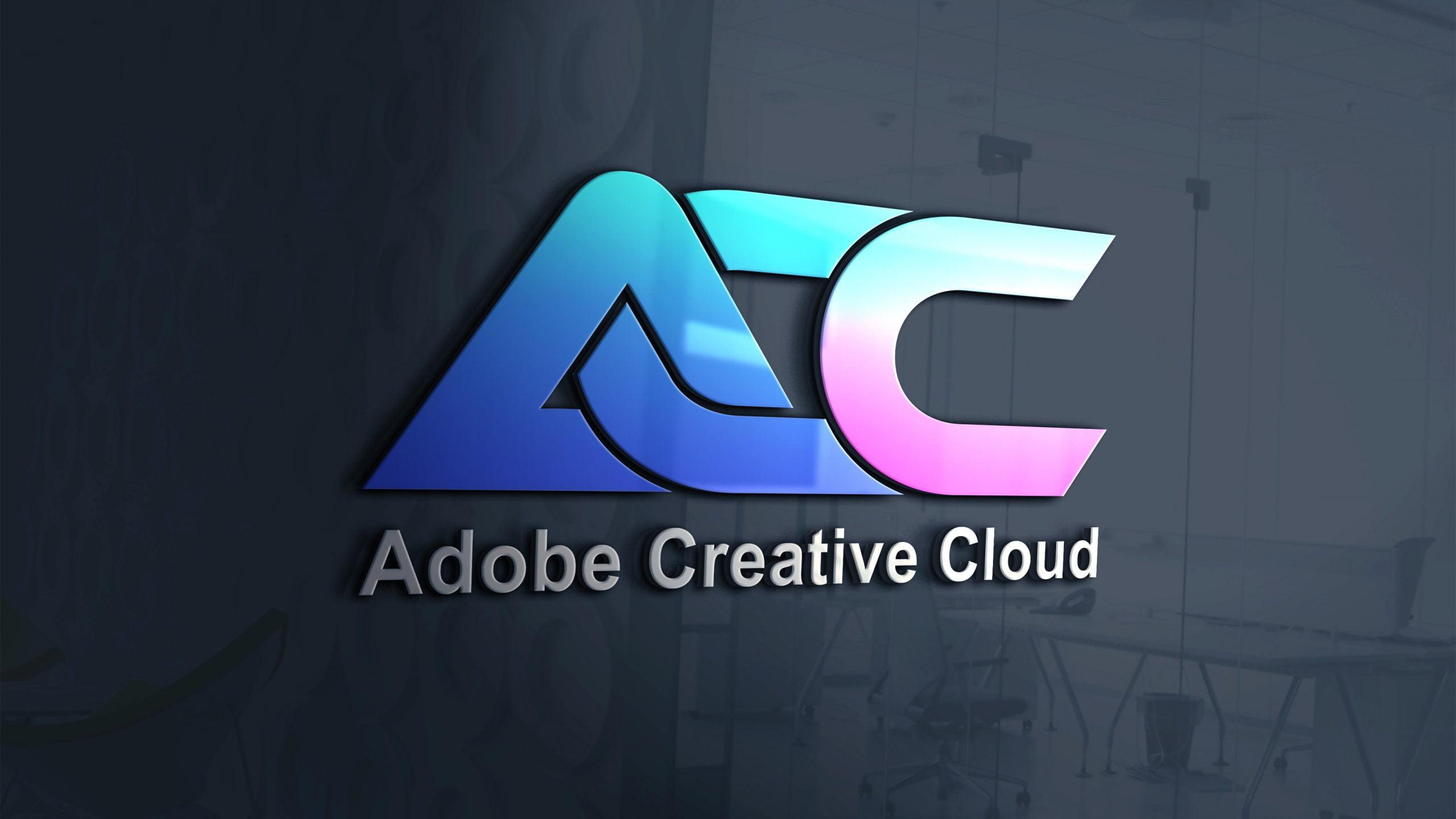 ACC Letters Logo Design
