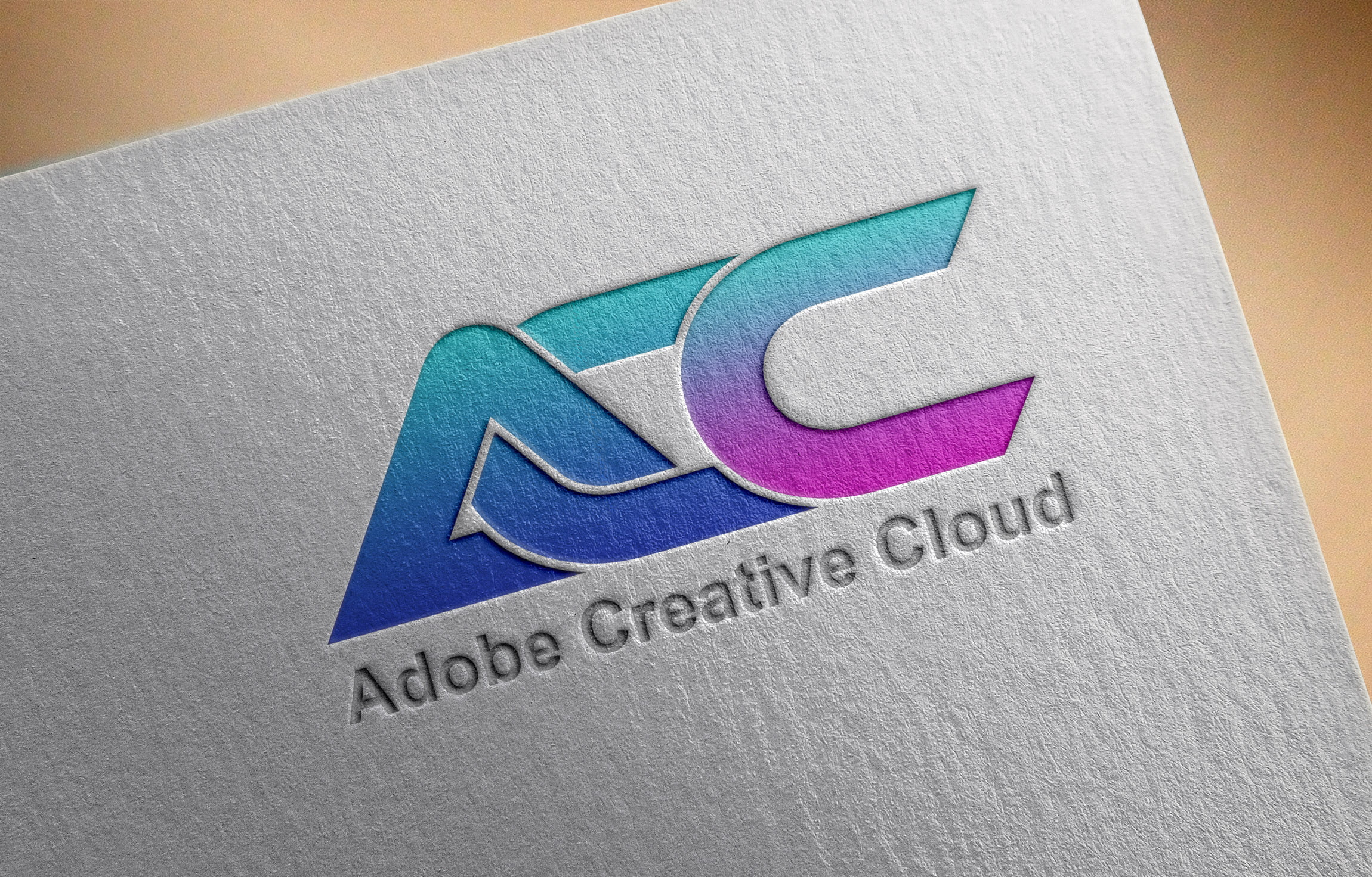 ACC Letters Logo Template