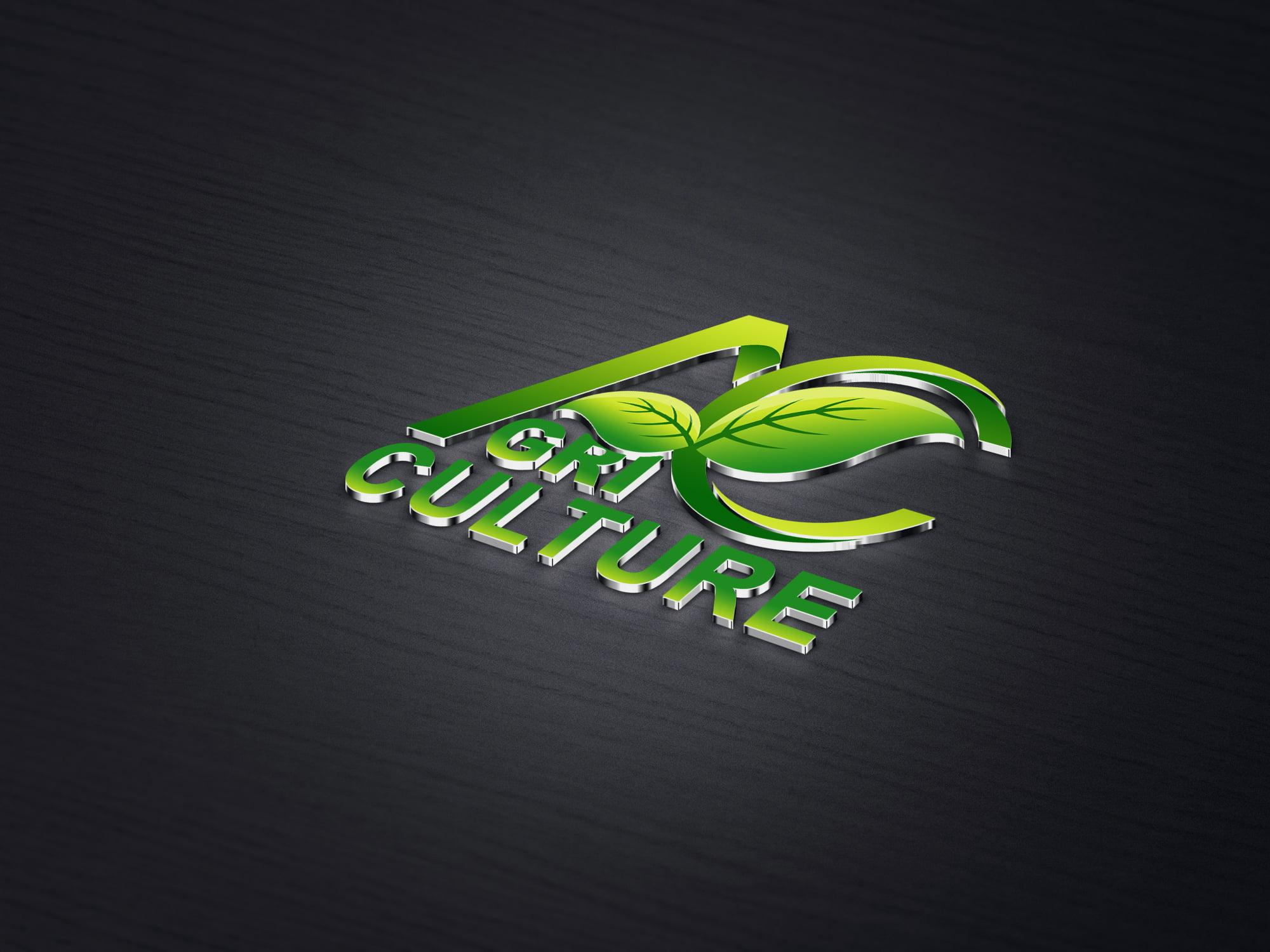 Agriculture Logo Design Download