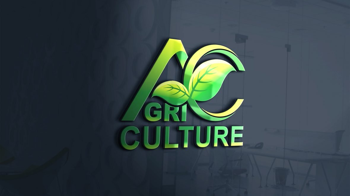 Agriculture Logo Design Template Free Download