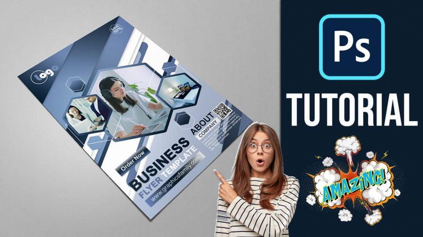Business Flyer Design Youtube
