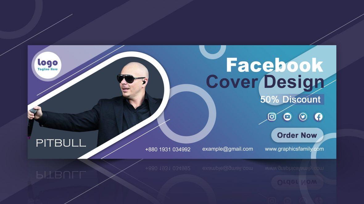 Complete Facebook Cover Design