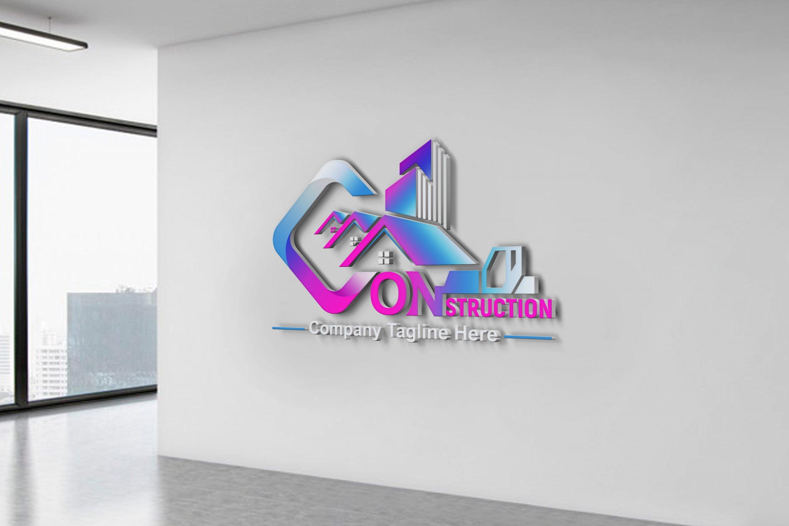 Construction Logo Design 7