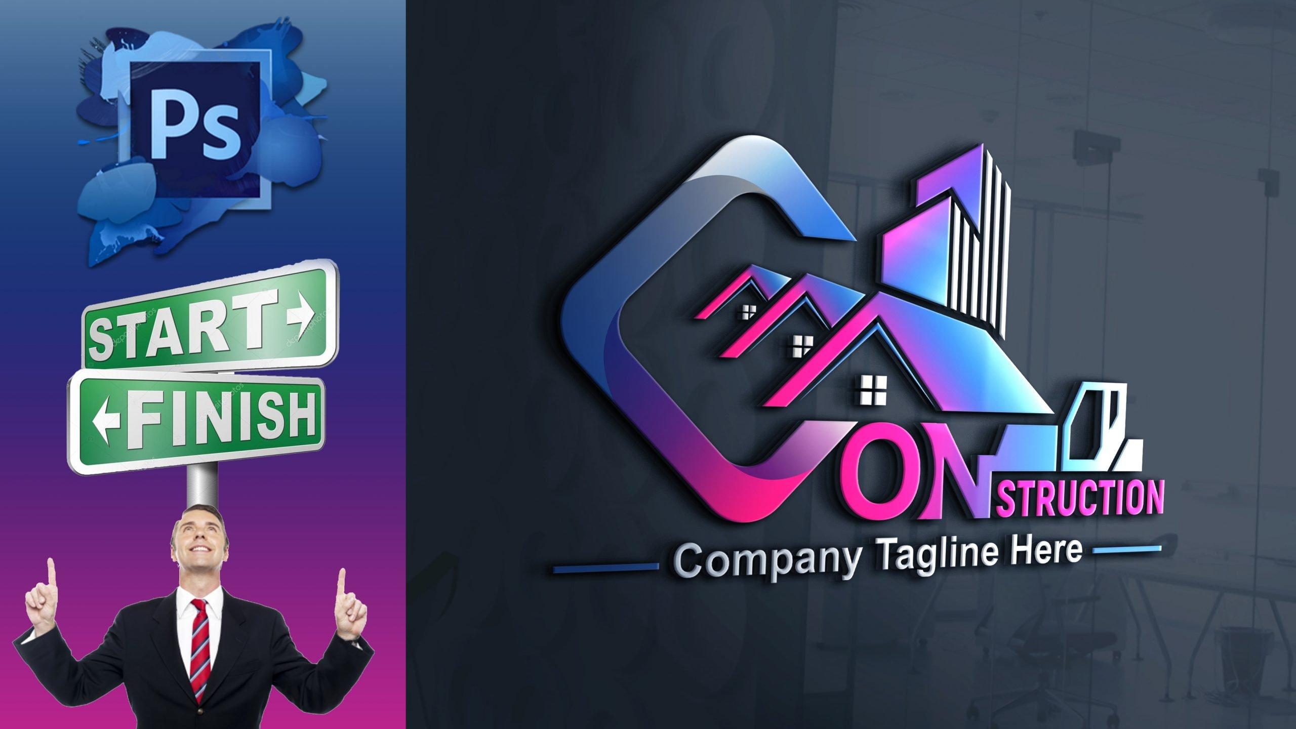 Construction Logo Design Thum