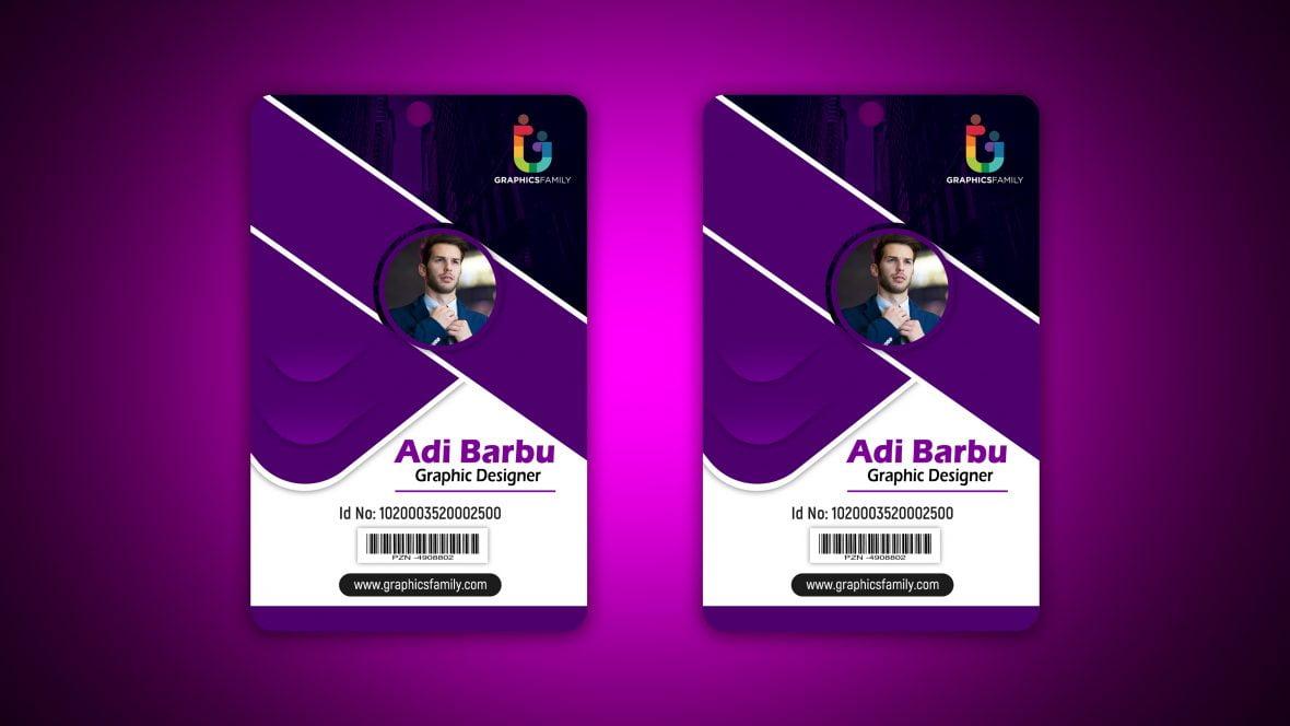 Corporate Employee Id Card