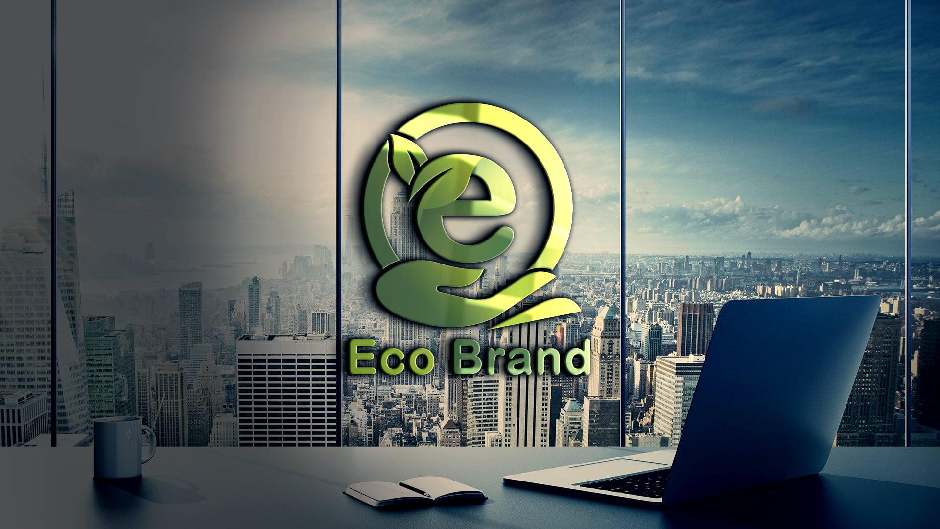 Eco Brand Logo Design Download