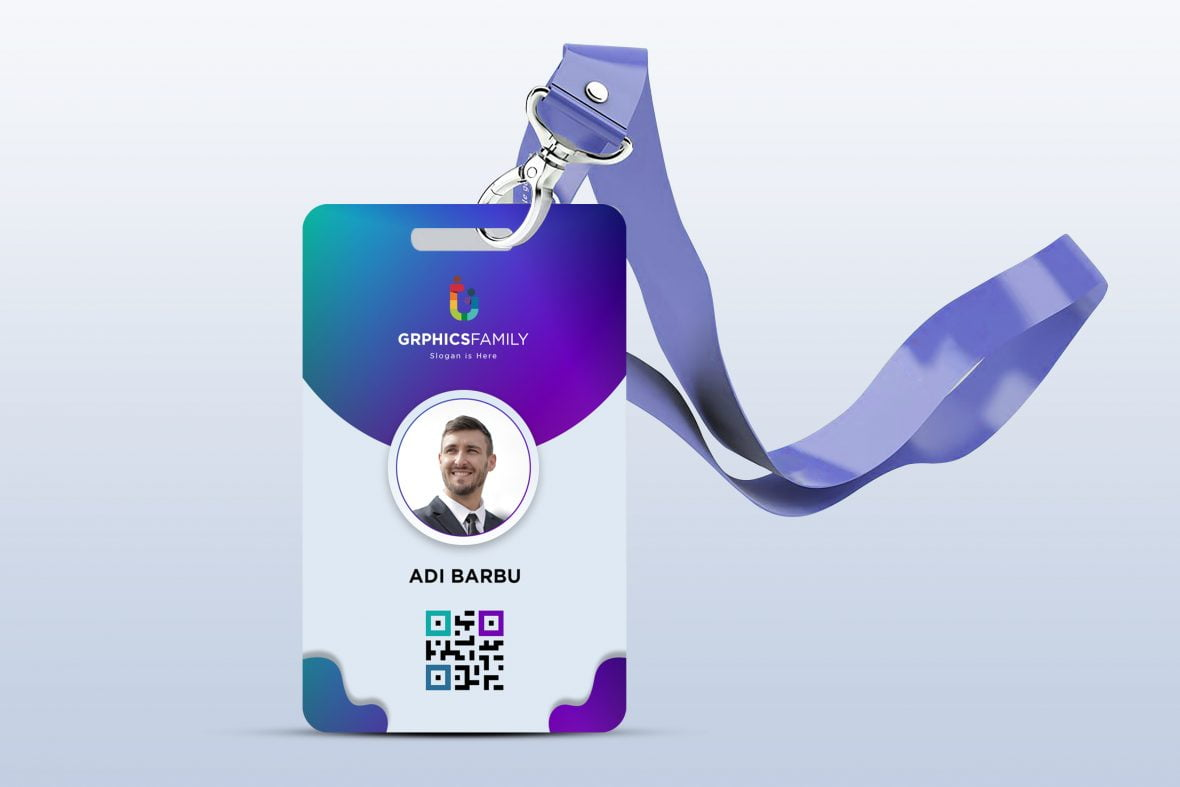Editable Id Card Design