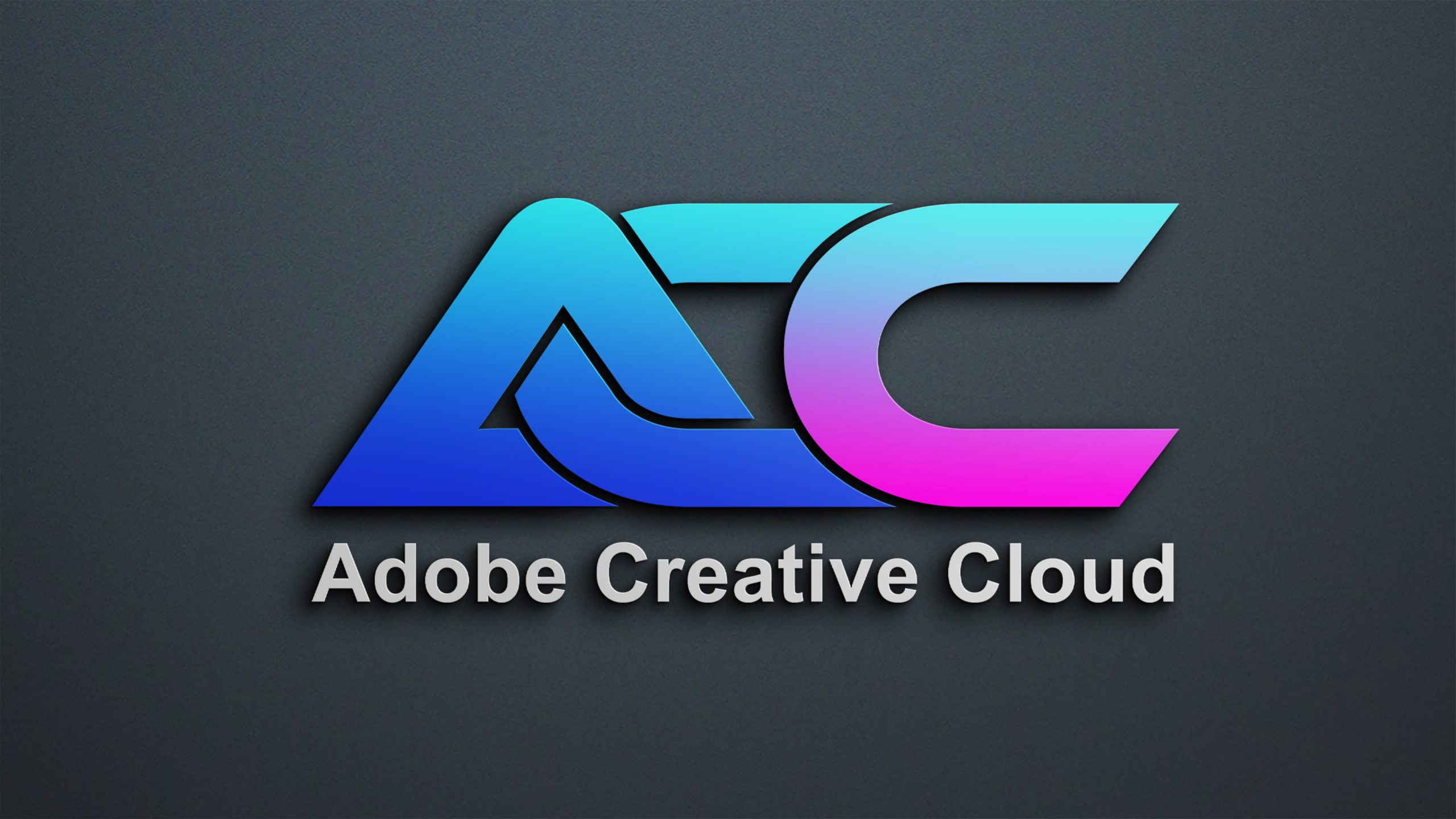 Free ACC Letters Logo Design Template