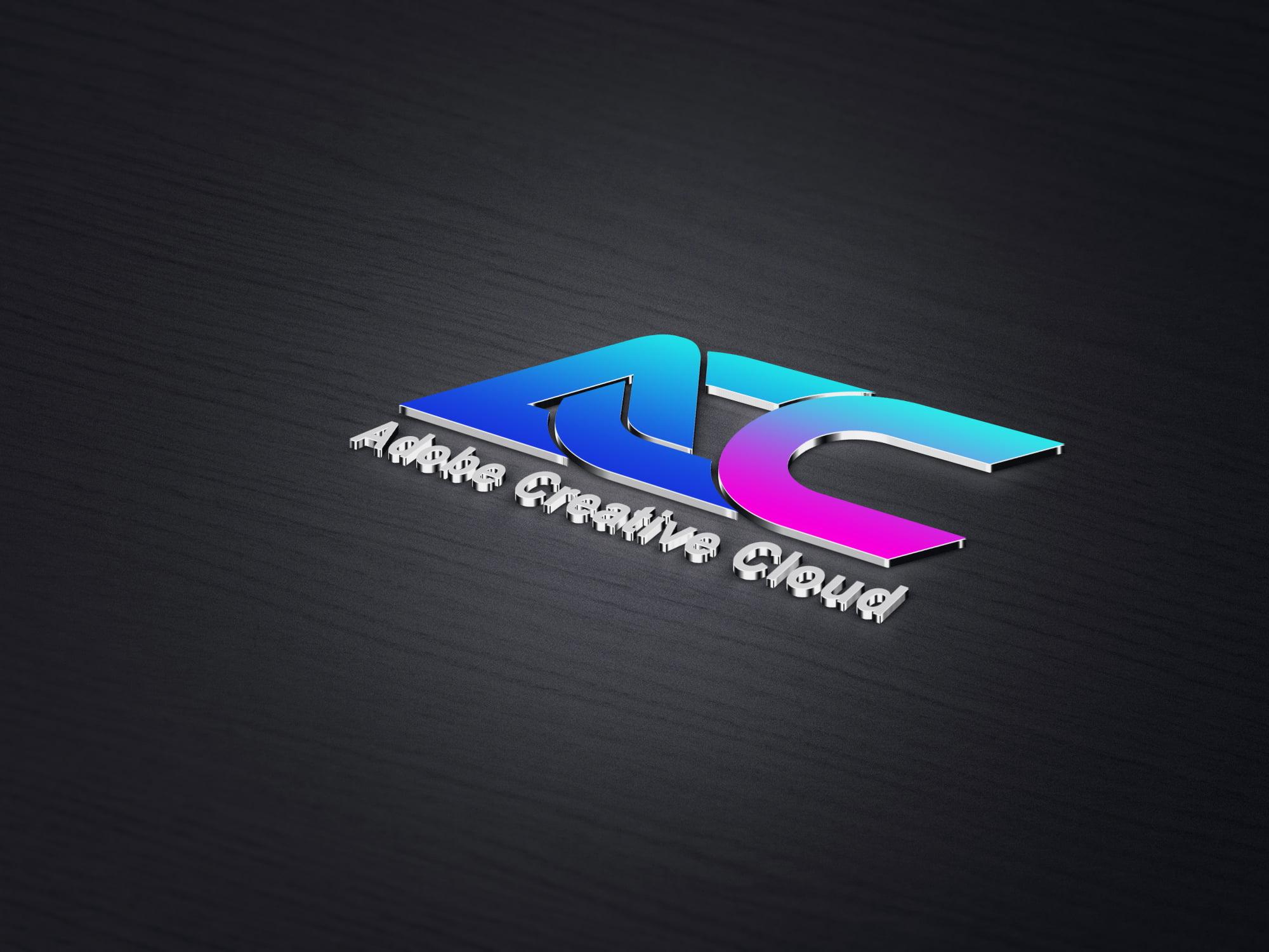 Free ACC Letters Logo Design