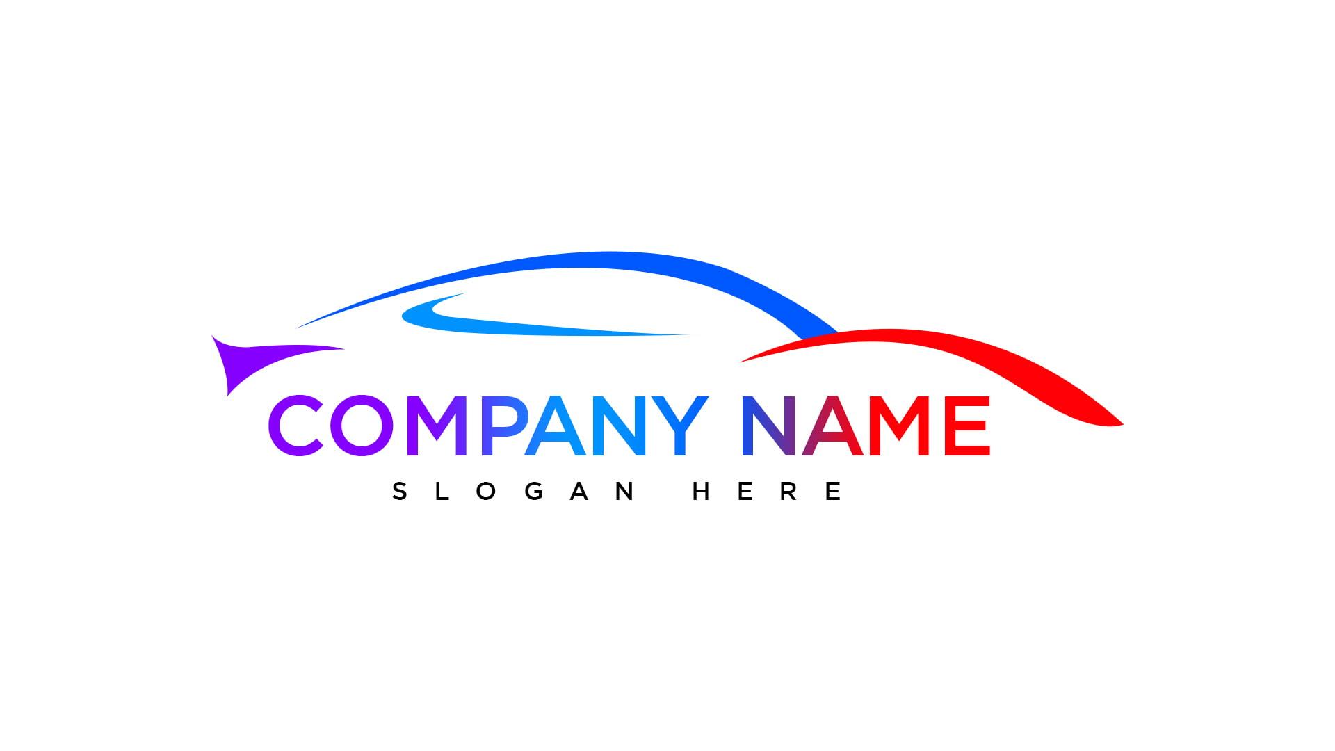 Free-Car-Logo-Design-Source-Download