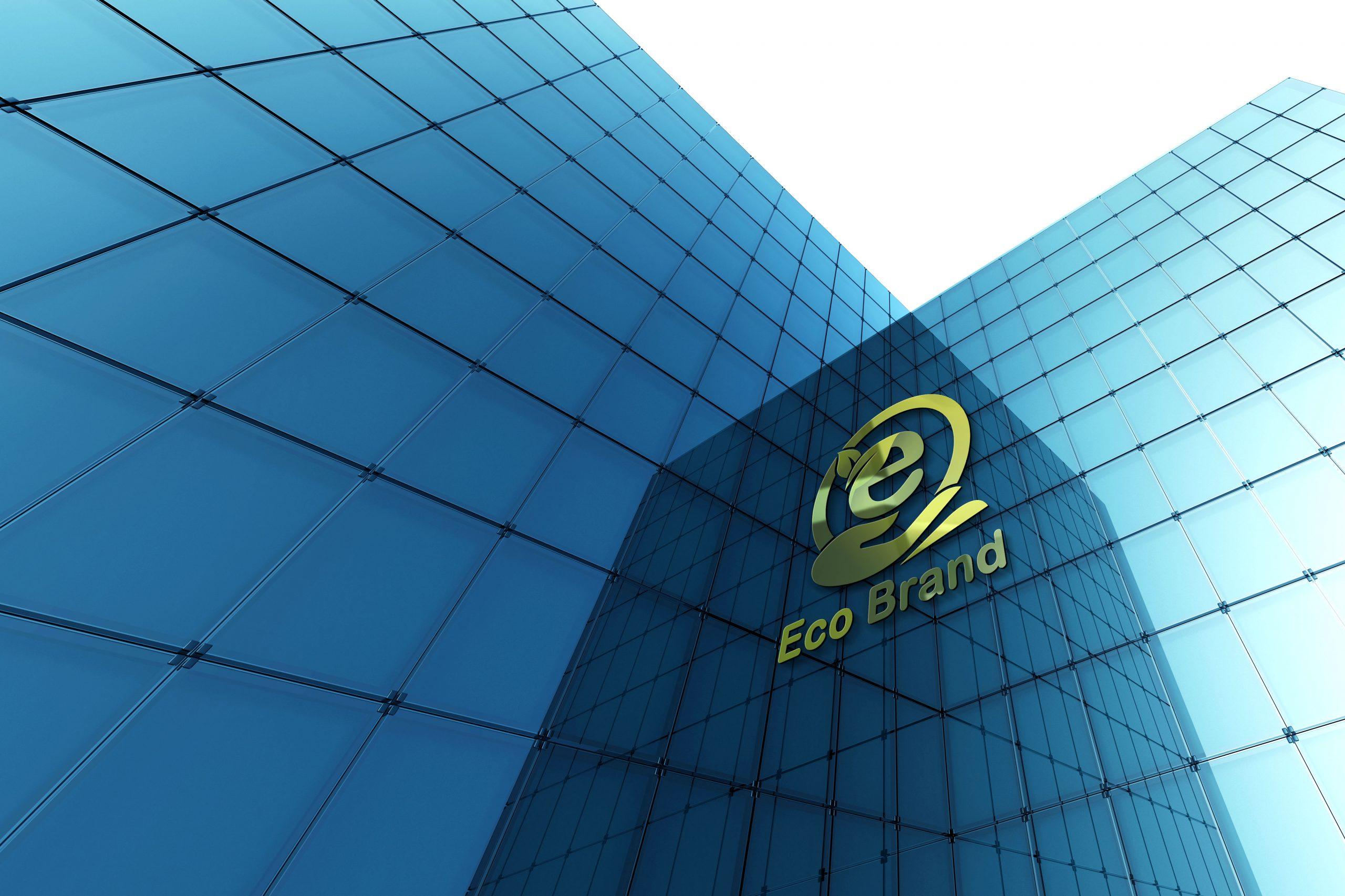 Free Download Eco Brand Logo Design