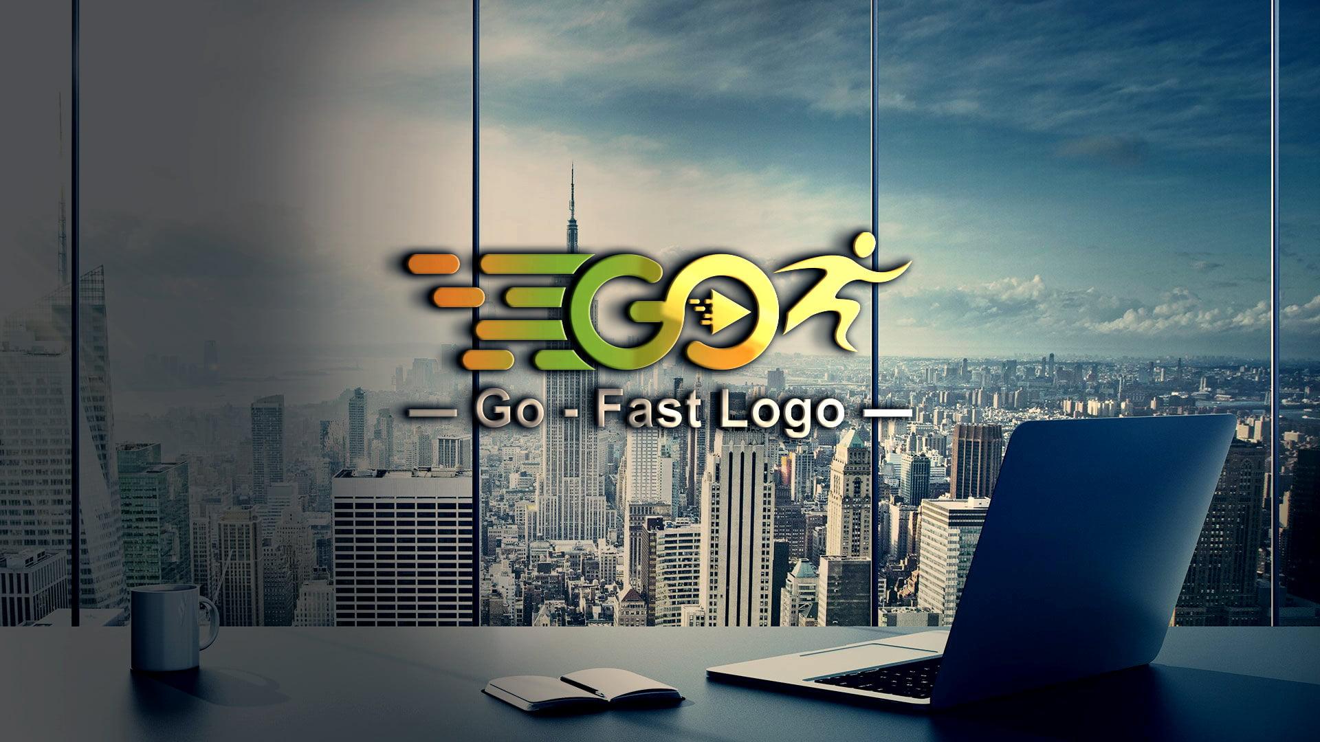 Free Download Go Logo Design Template