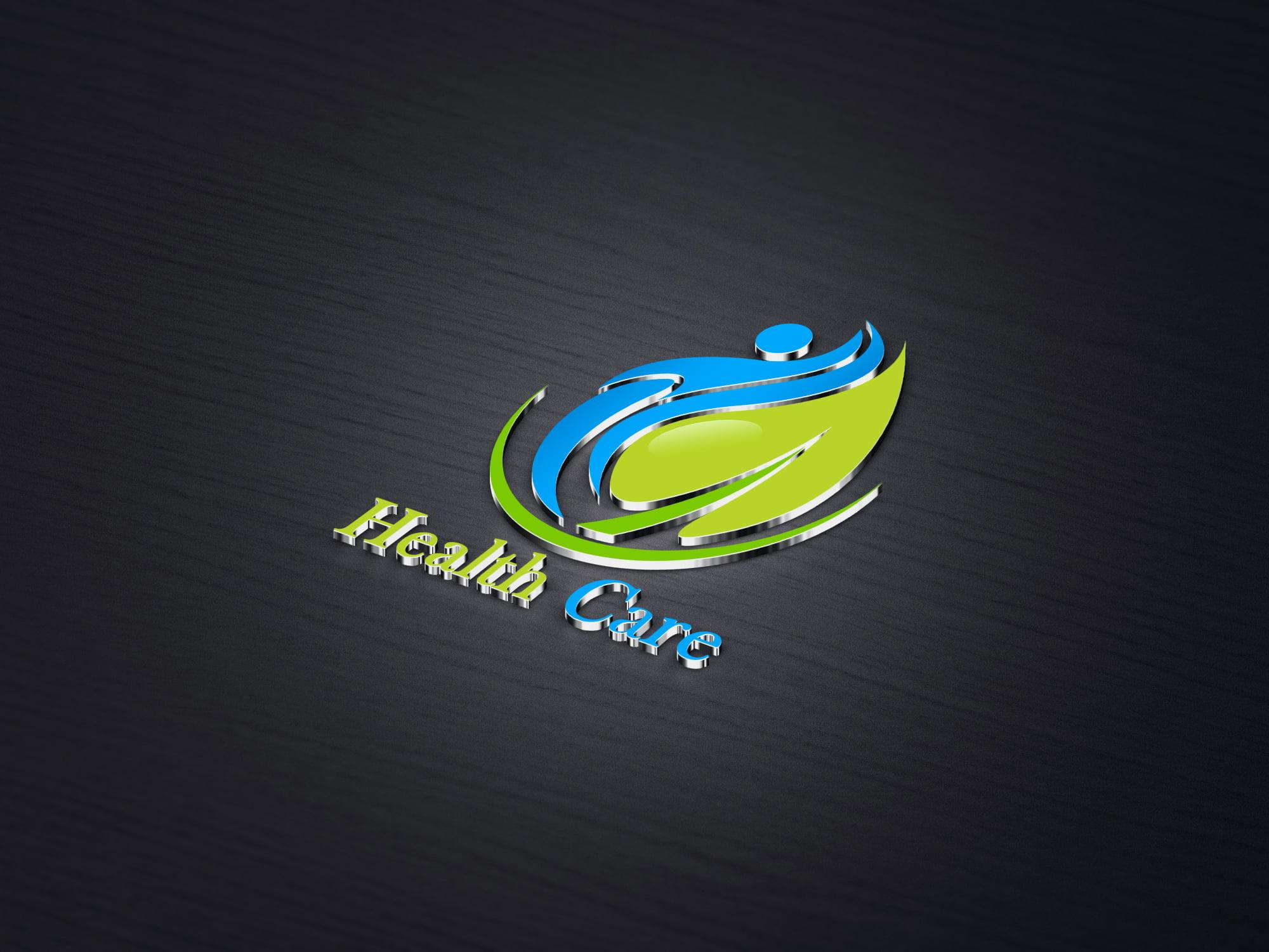 Free Editable Health Logo Design Template