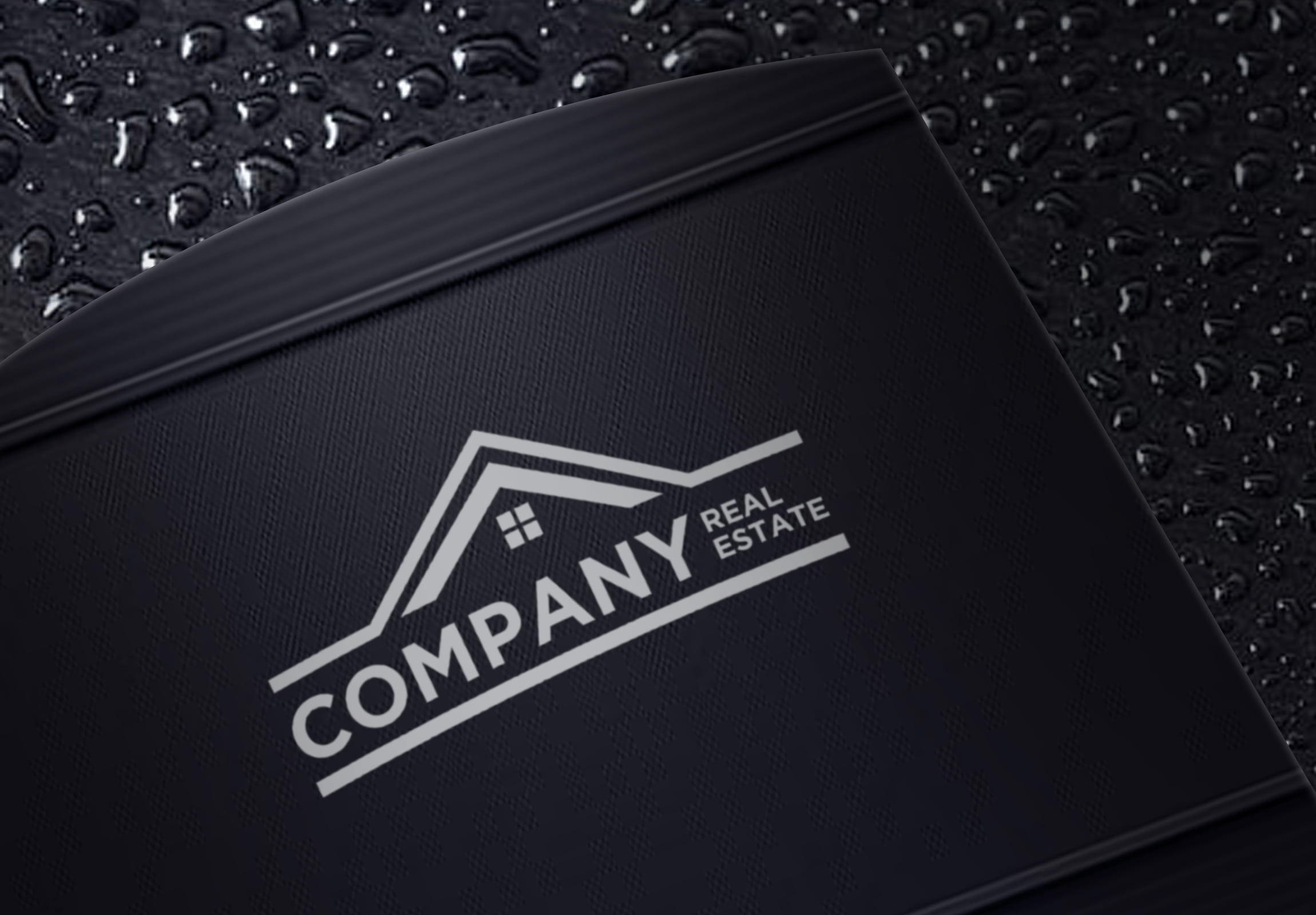 Free House Logo Design Template