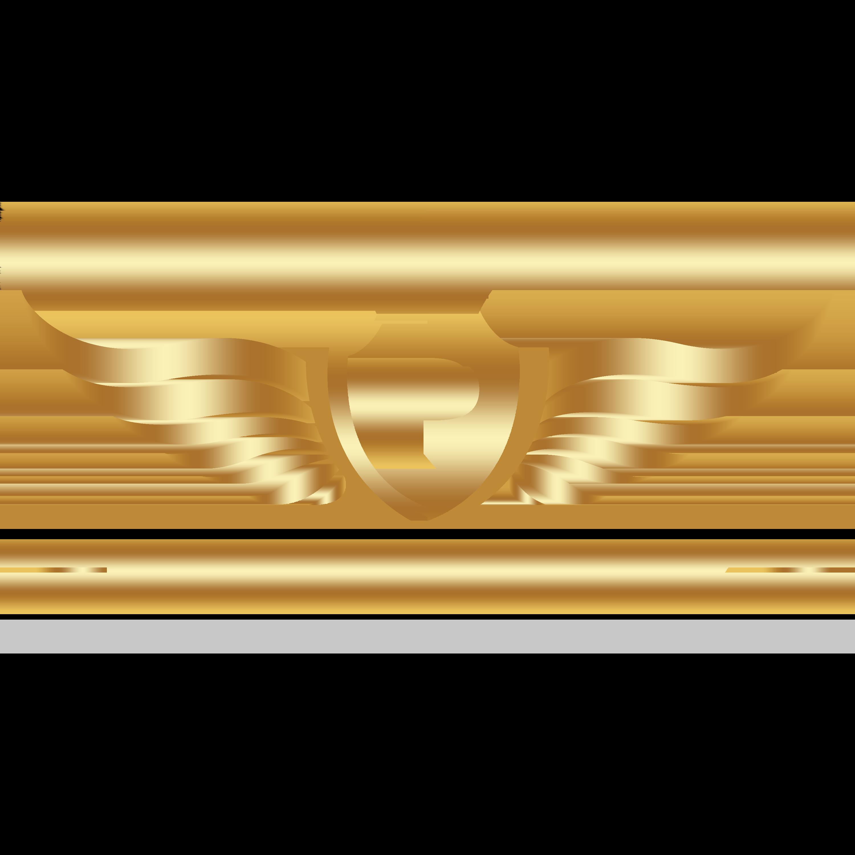 Free Luxury Phoenix Logo Template Design