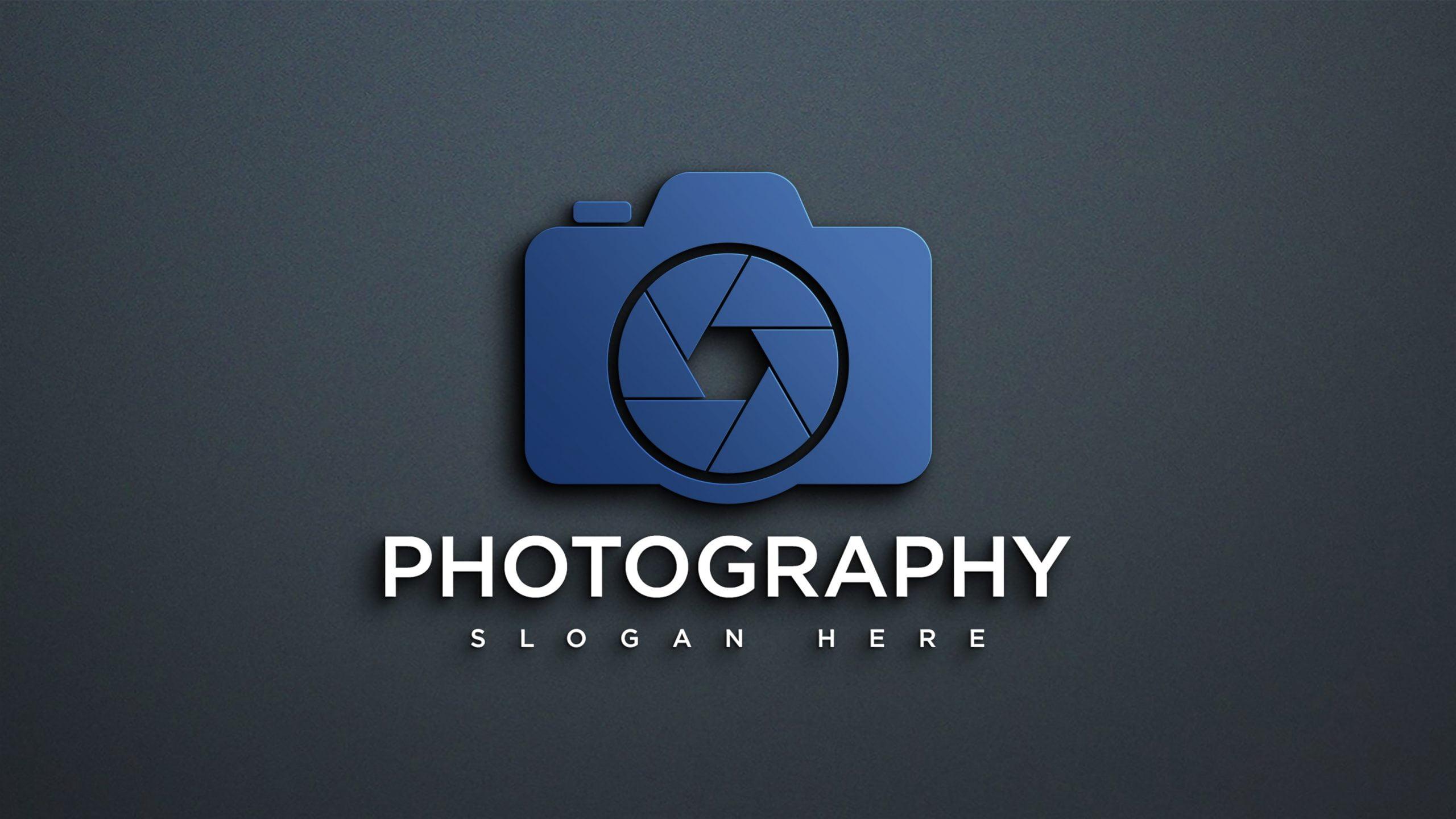 Free Photography Logo Design Template