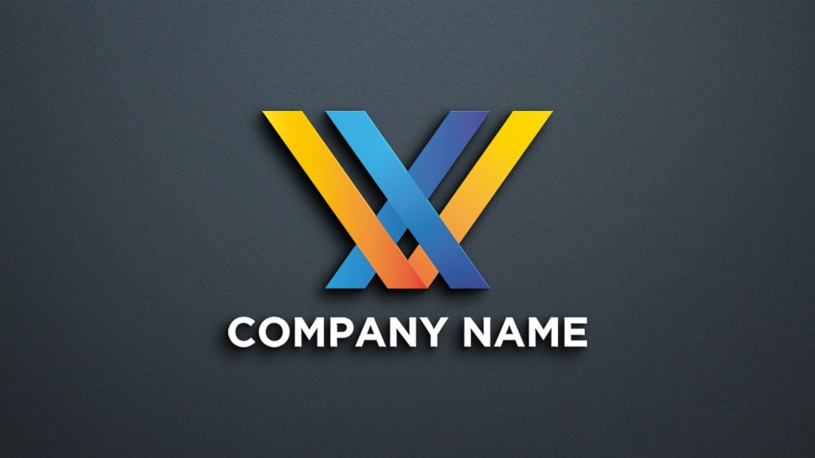 Free WX Logo Vector Design .ai Template Download