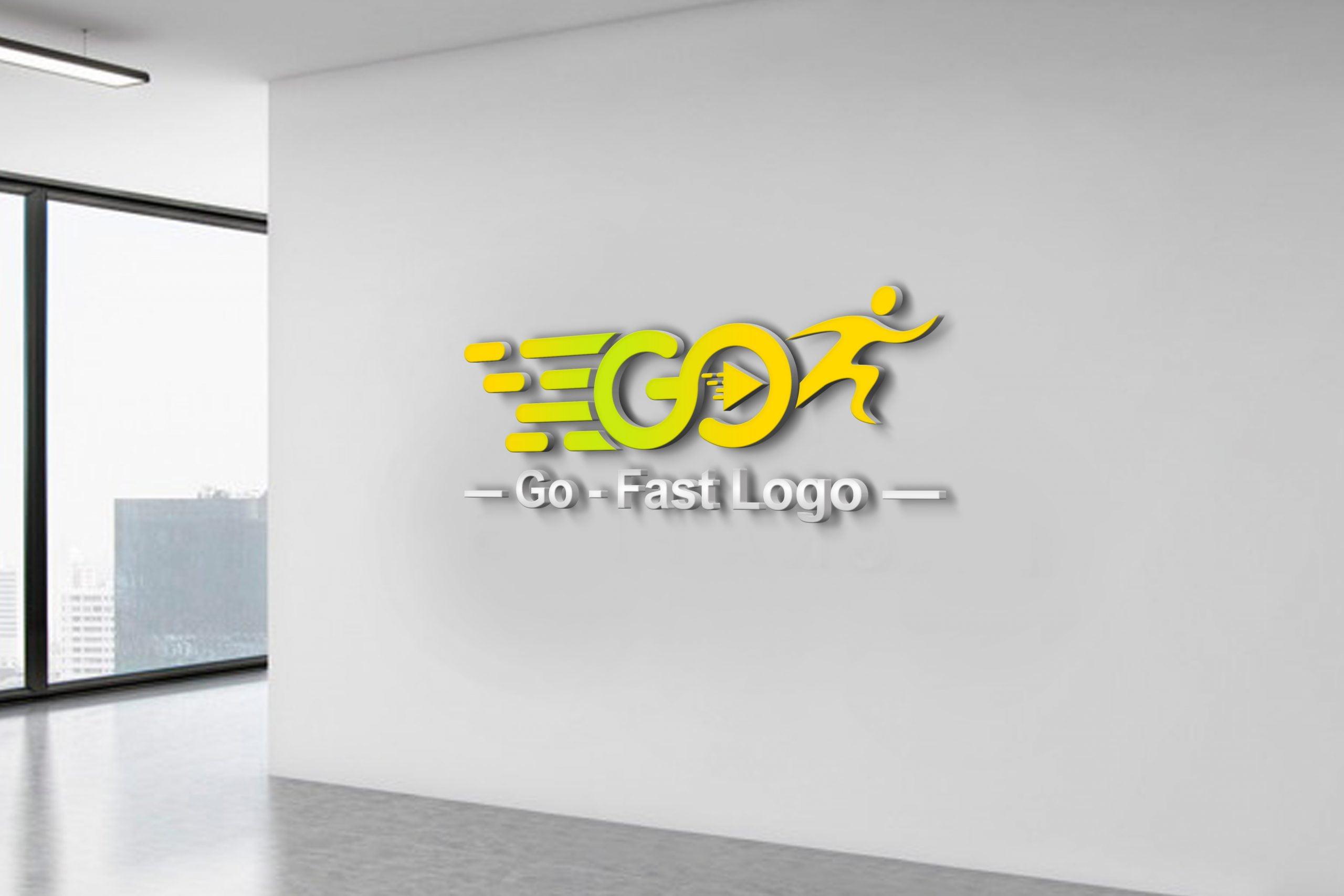 Go Logo Design Download