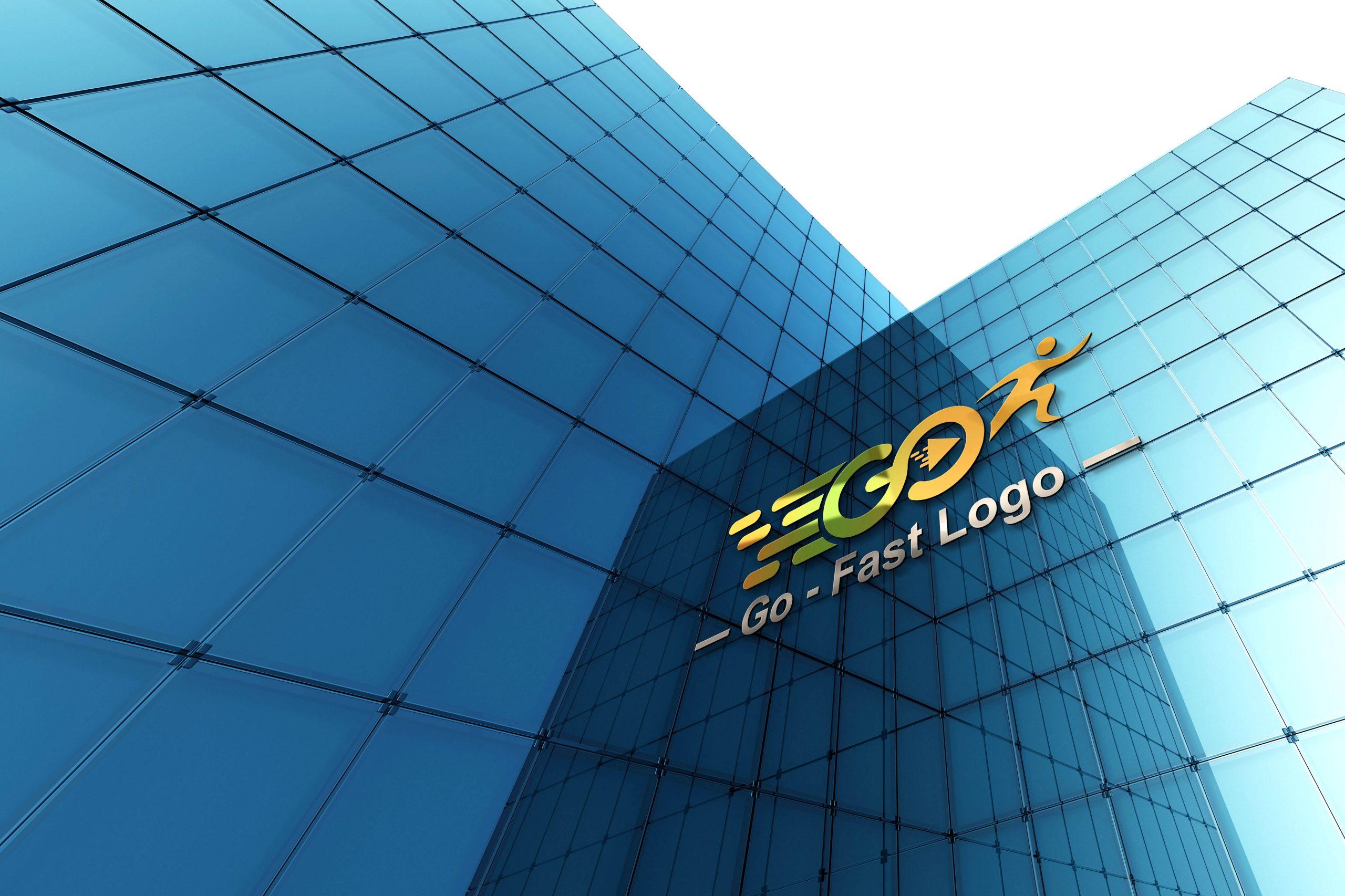 Go Logo Template