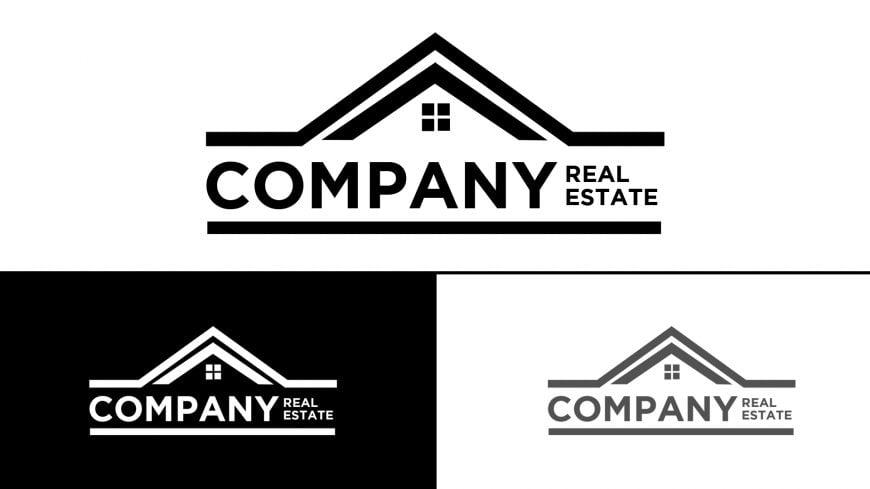 House Logo Design Template Download